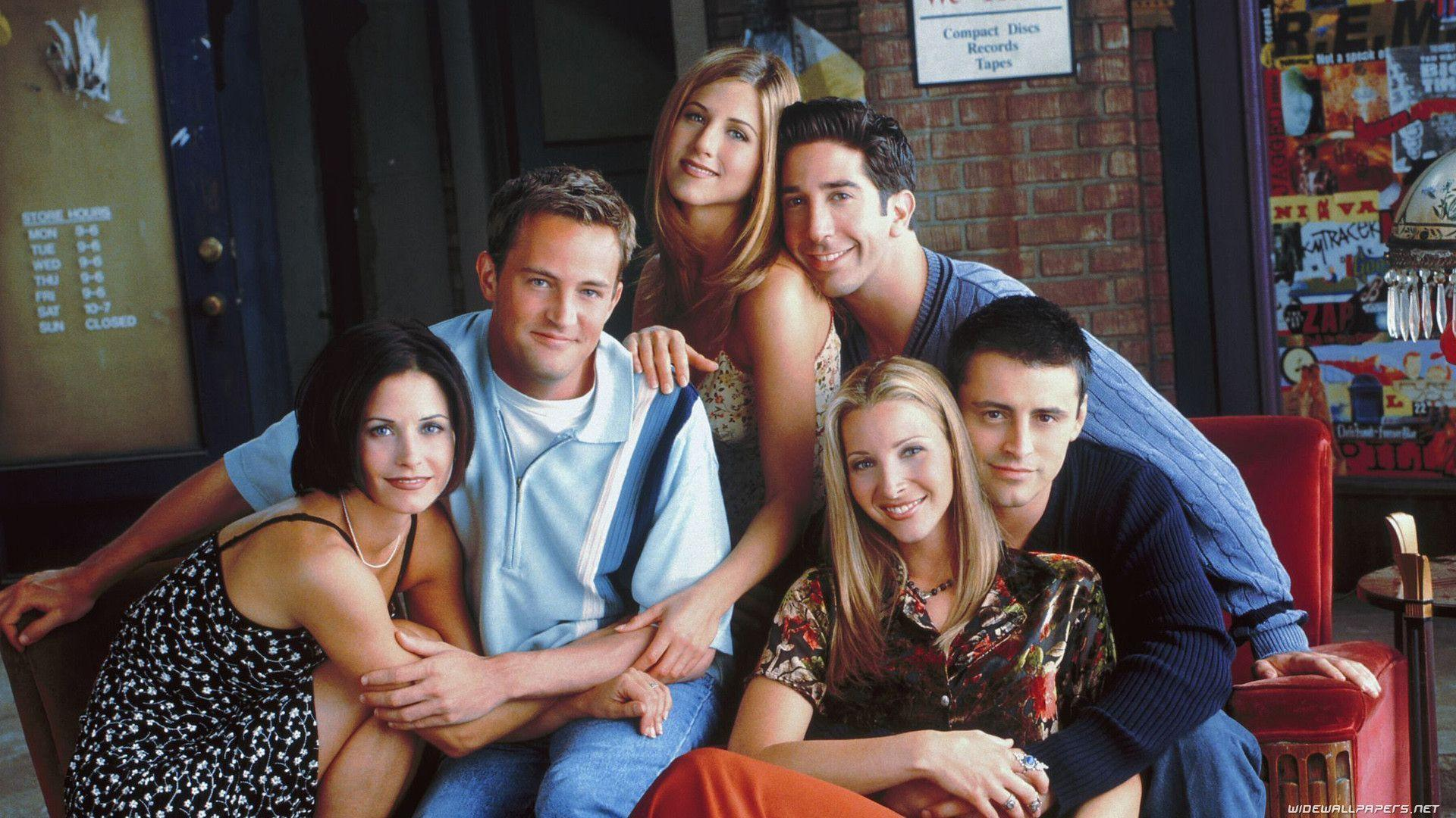 Friends TV Show Wallpapers Wallpaper