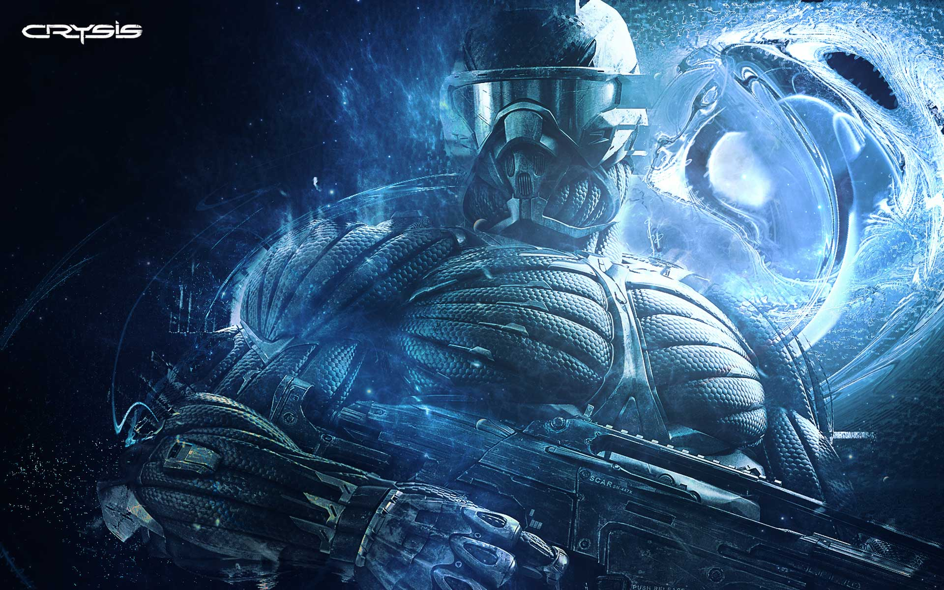 Wallpapers For > Crysis 3 Wallpapers Widescreen
