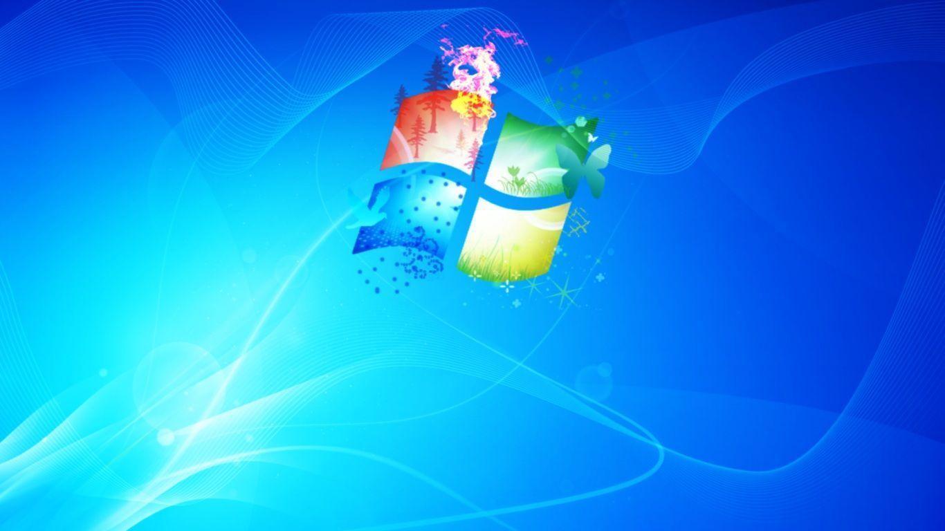 Wallpapers Windows Mac Linux Seven Hd 1366x768PX ~ Wallpaper Mac ...