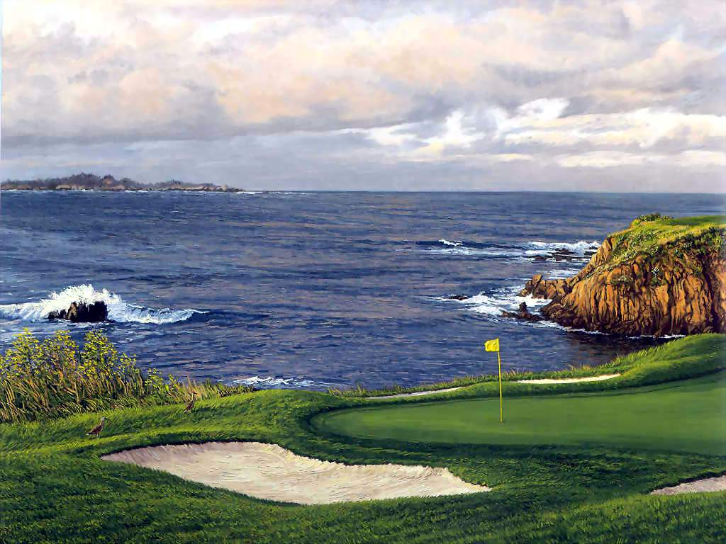 pebble beach wallpapers - wallpaper cave