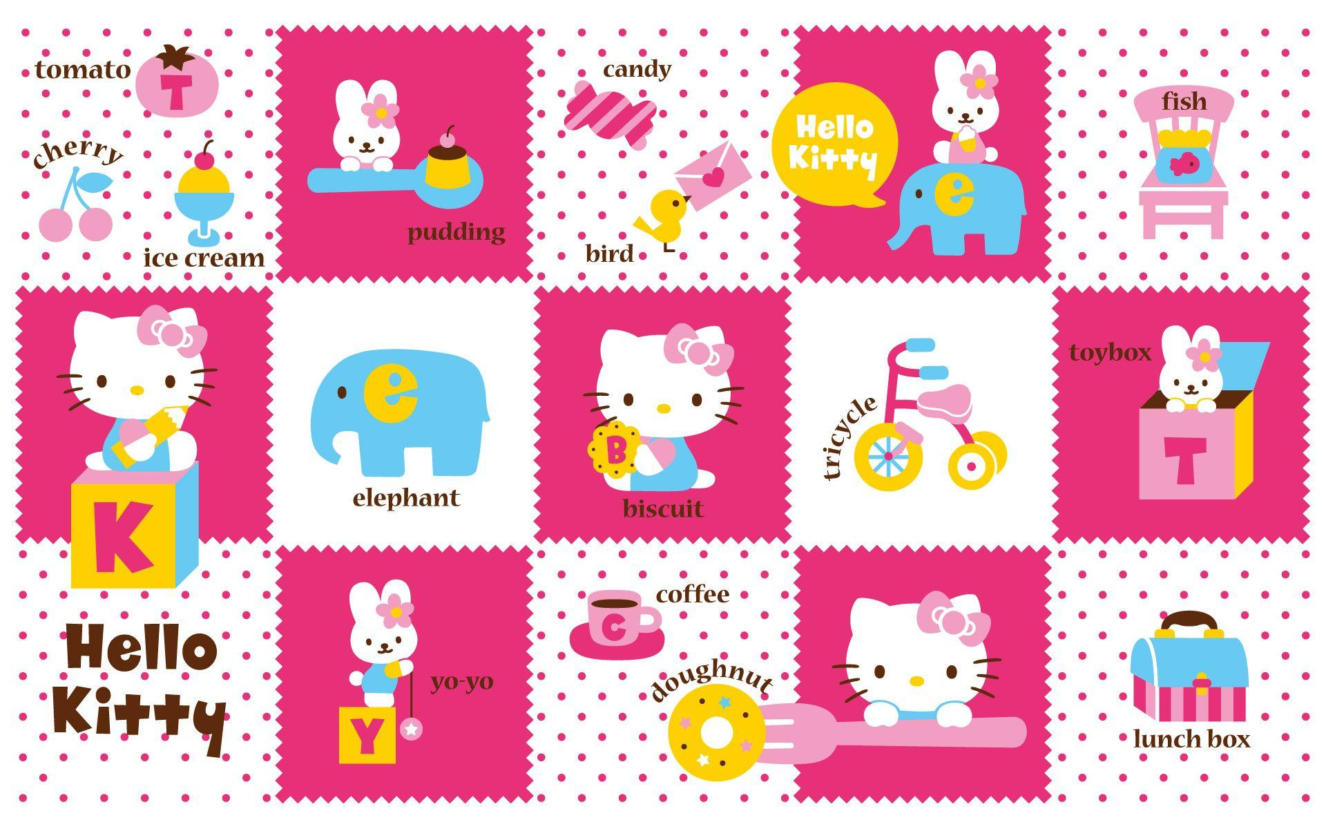 Hello Kitty HD Wallpapers - Wallpaper Cave - photo#31