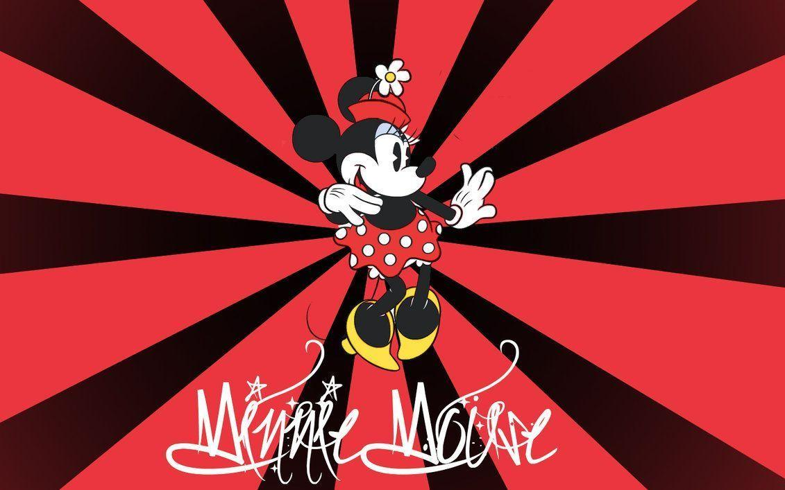 Wallpapers For Red Minnie Mouse Wallpaper