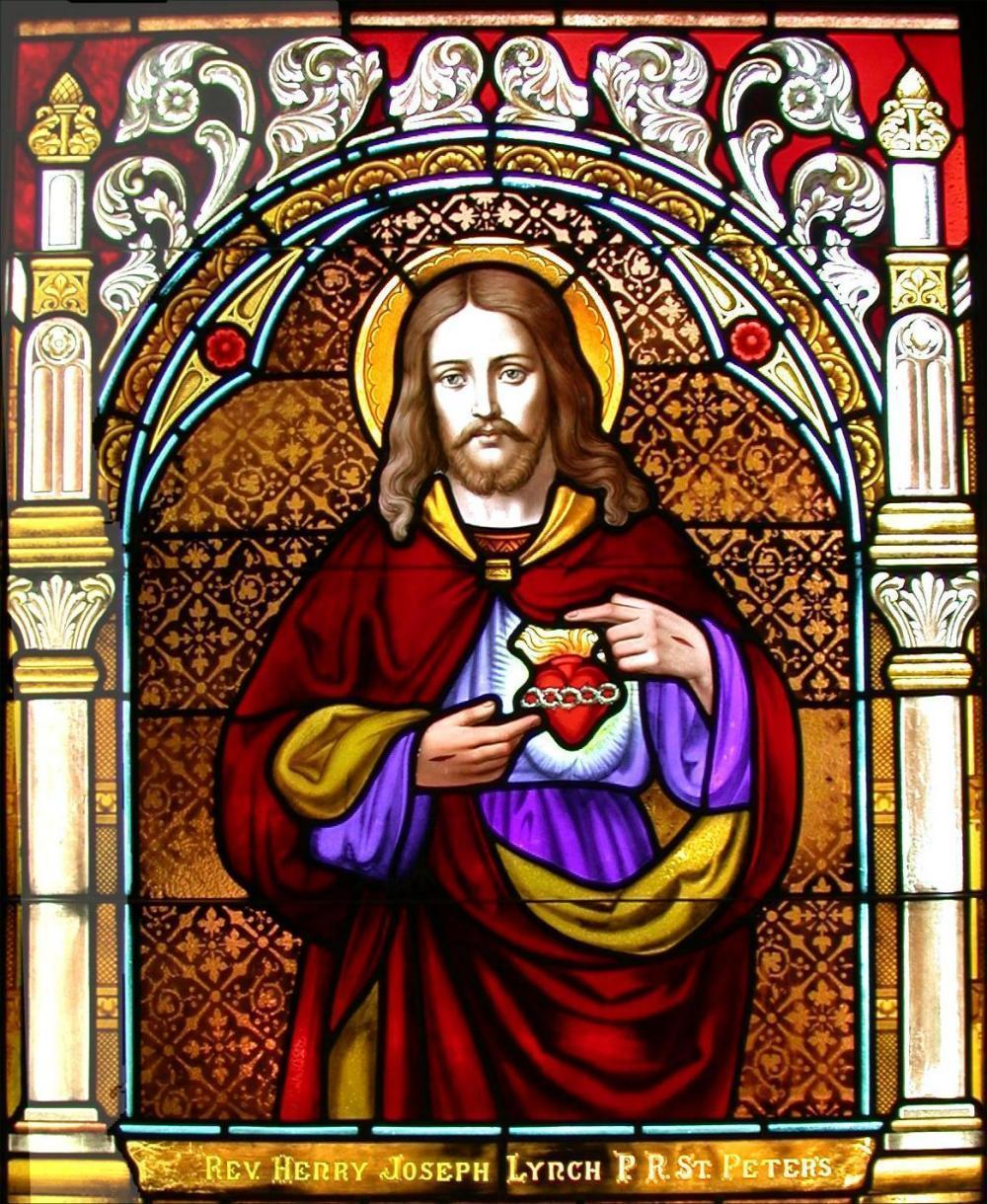 SACRED HEART OF JESUS PICTURES, SACRED HEART JESUS DEVOTION, JESUS ...