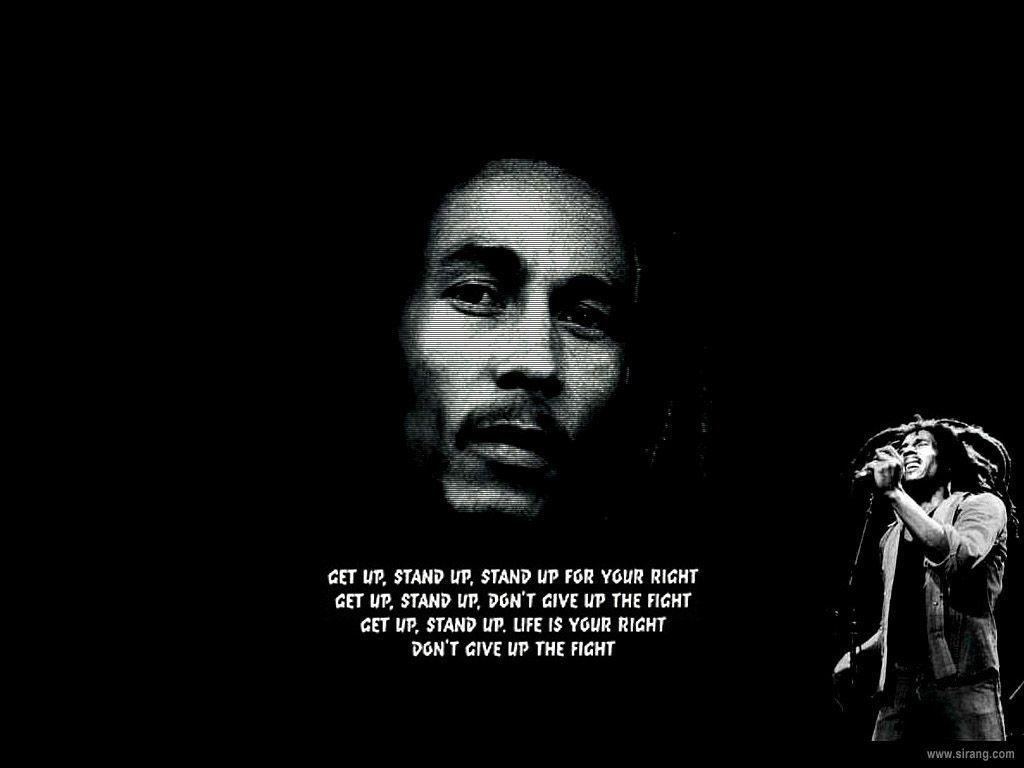 Bob Marley Quotes Wallpapers Coll HD