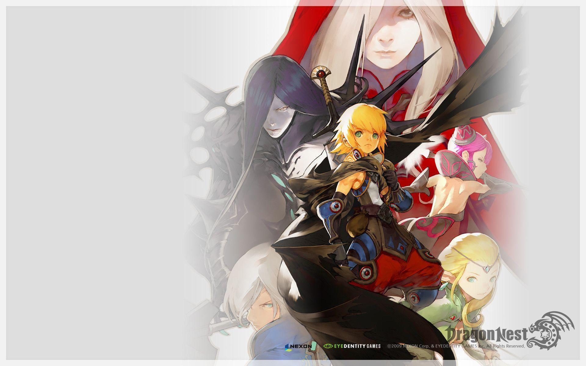 Dragon Nest Wallpapers HD
