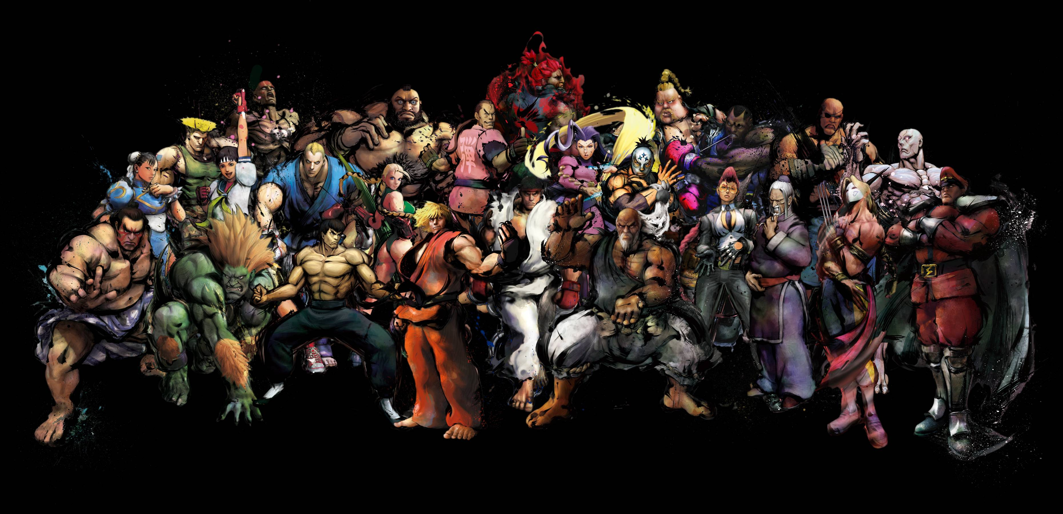 shadowloo street fighter wallpaper - photo #49