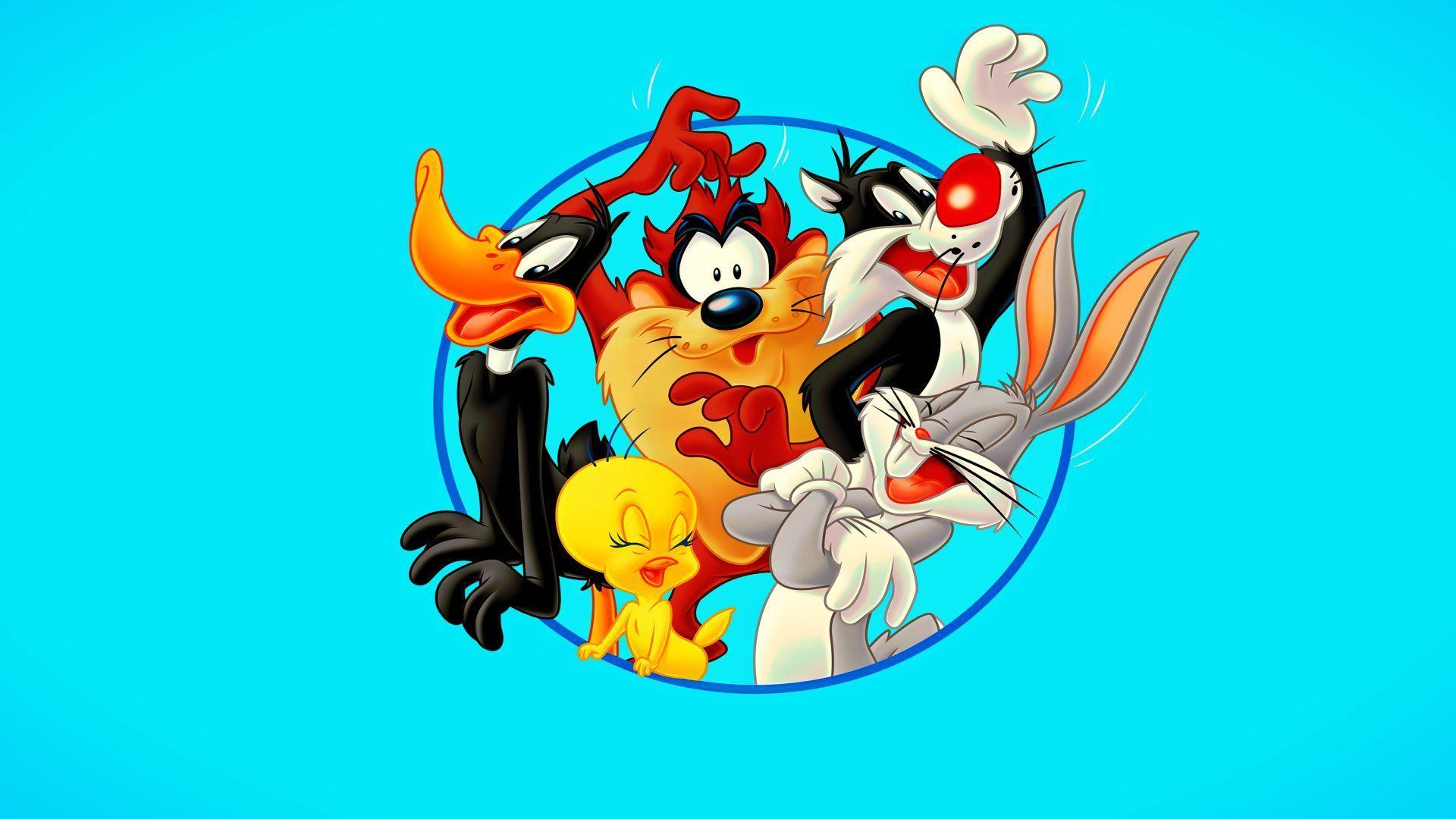 Looney Tunes Characters Wallpapers - Wallpaper Cave