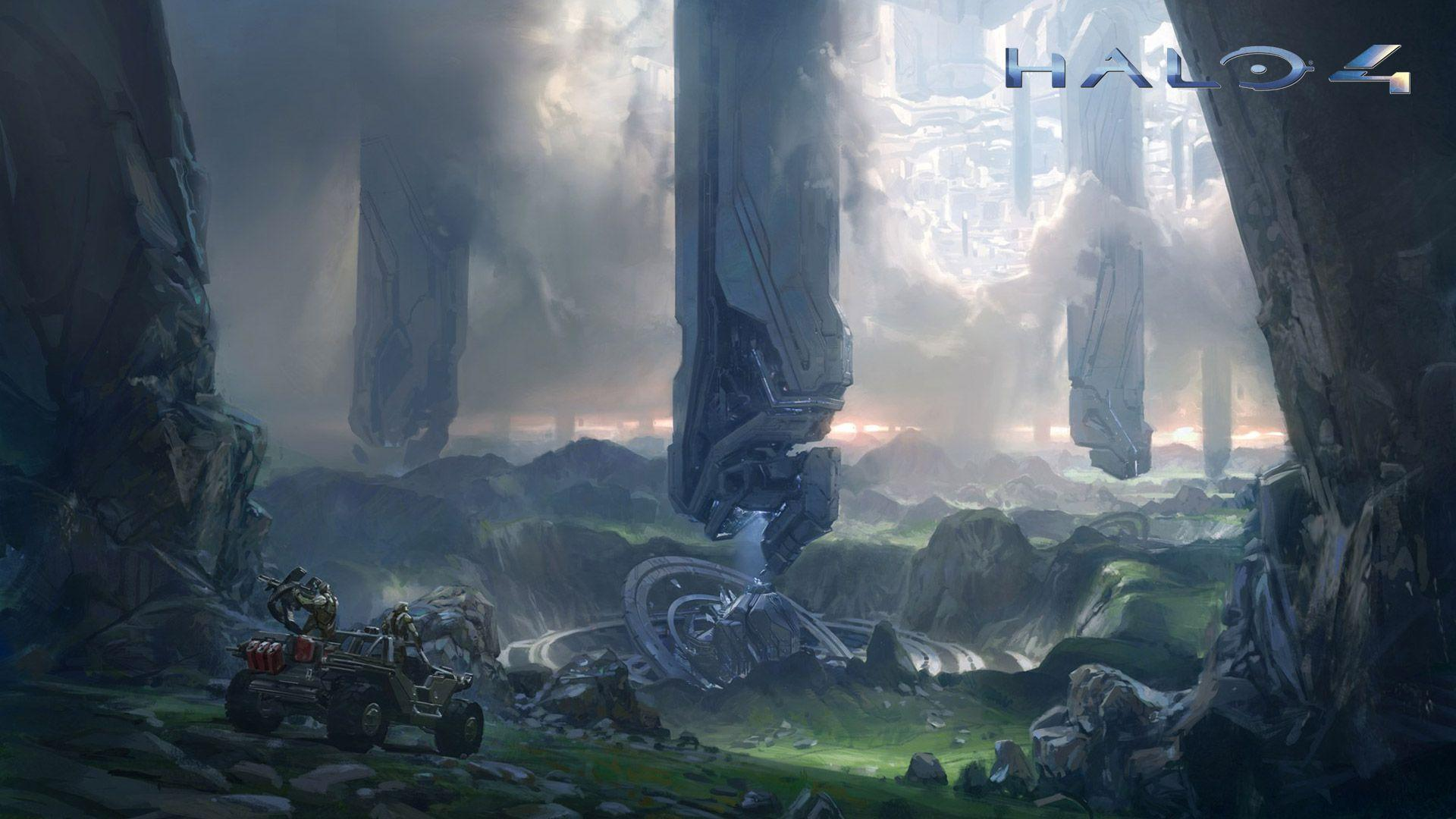 Download Halo 4 Wallpapers High Resolution ~ HD Video Games