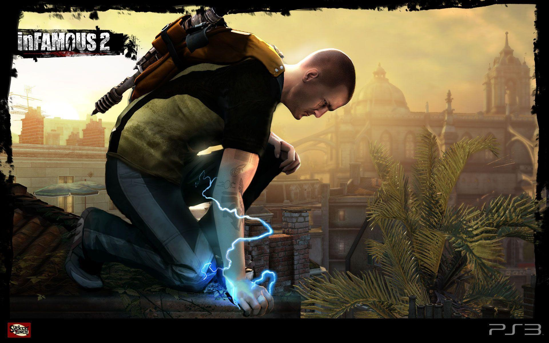 Infamous 2 HD Wallpapers