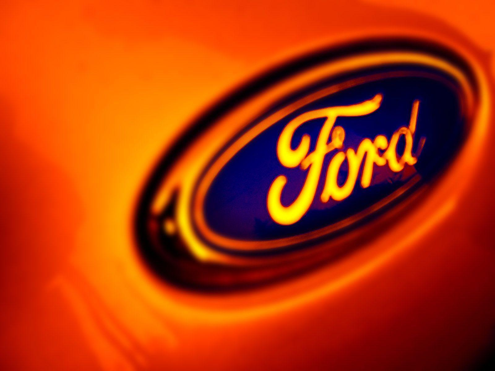 Image For > Ford Emblem Wallpapers