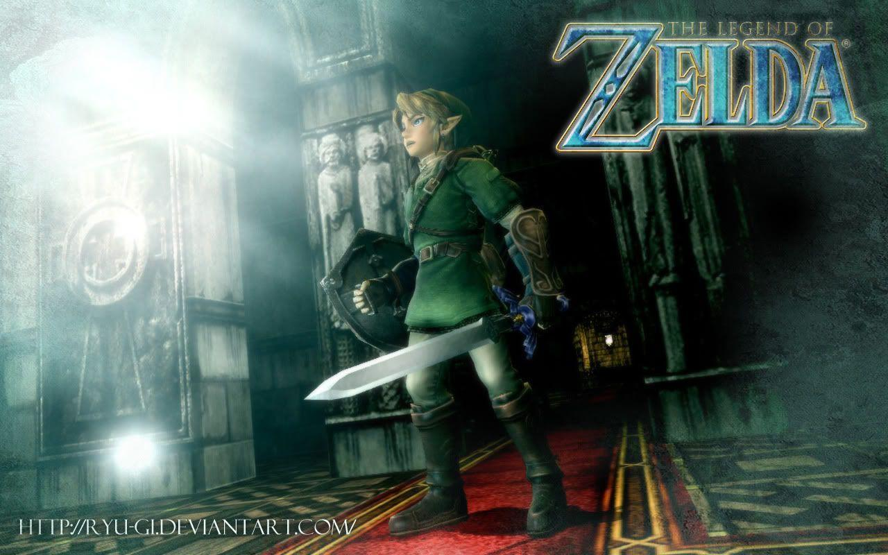 Hd Zelda Wallpapers and Backgrounds