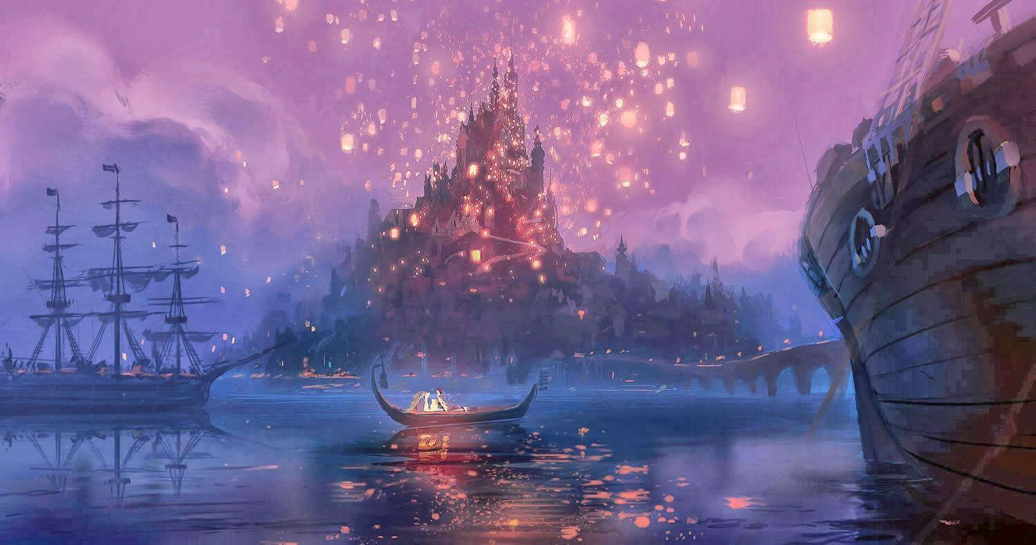 Tangled Disney Wallpapers - Wallpaper Cave