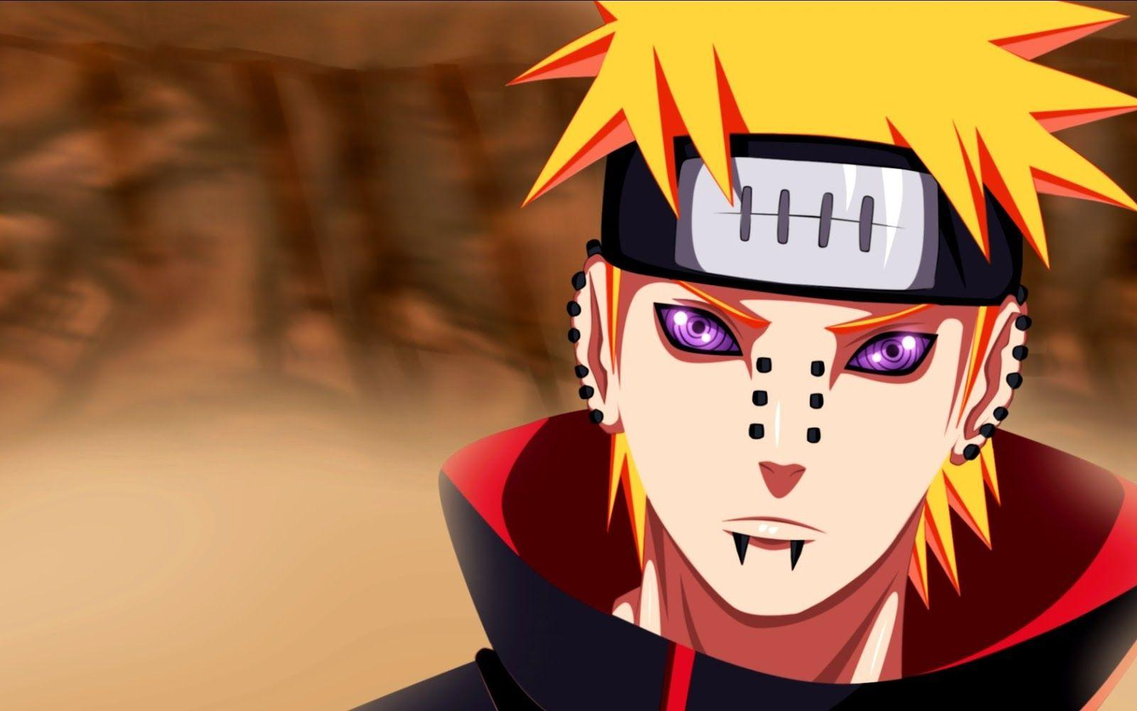 naruto nagato pain hd wallpaper and download free wallpaper