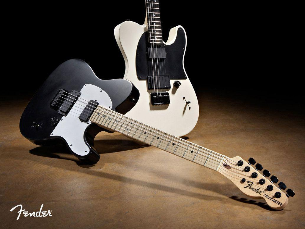 Les paul vs Fender (wallpapers) - Taringa!
