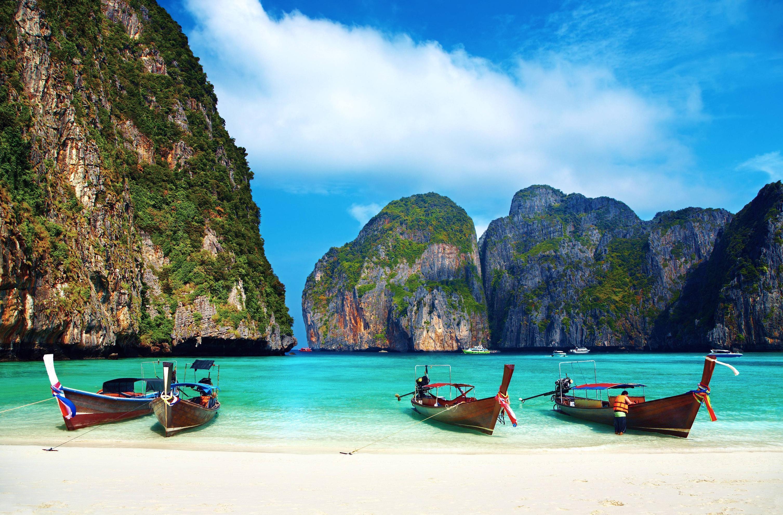 wallpapers thailand beach hd - photo #34