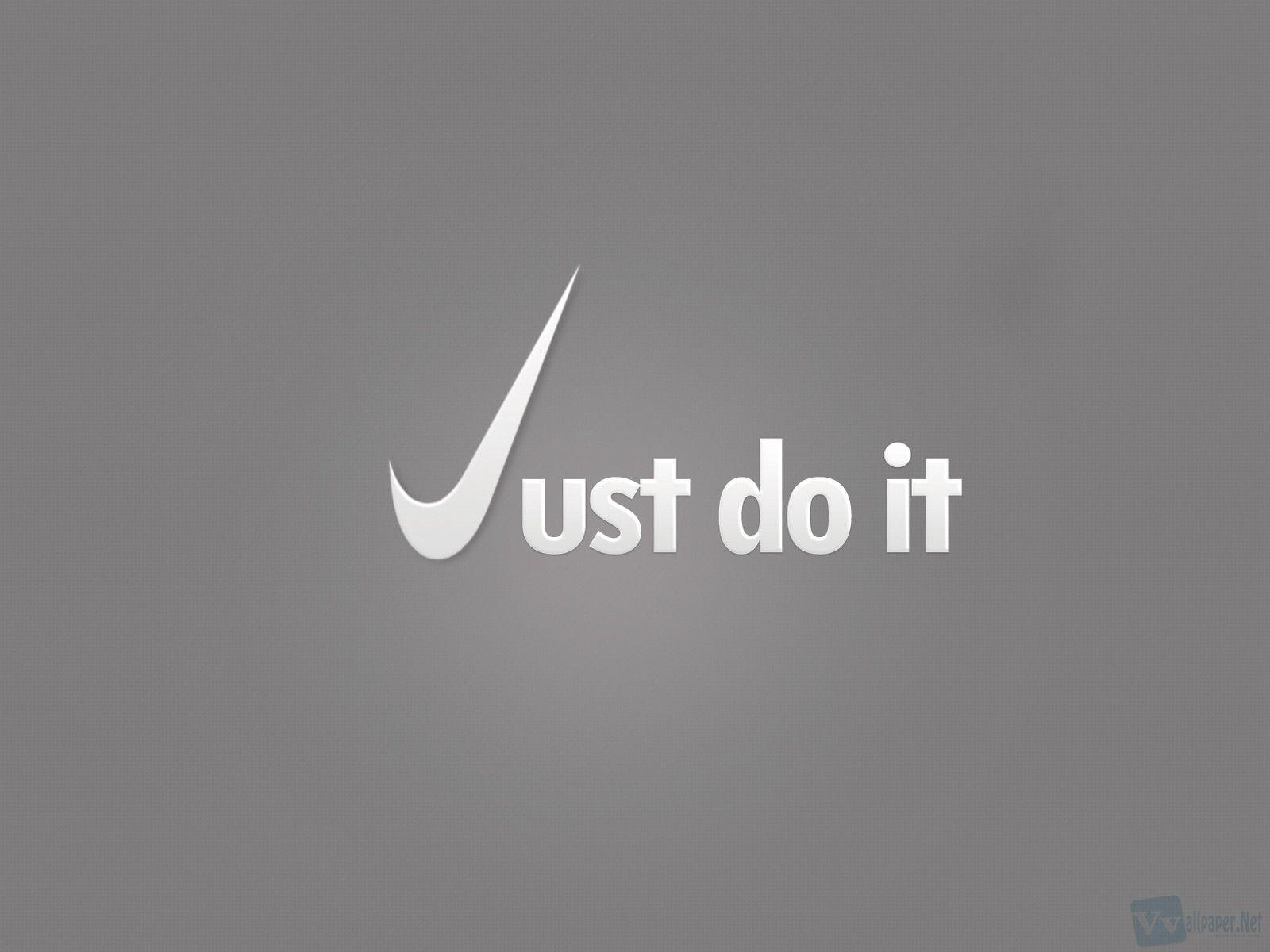Wallpaper Logo Nike Just Do It Pictures 5 HD Wallpapers | Hdwalljoy.