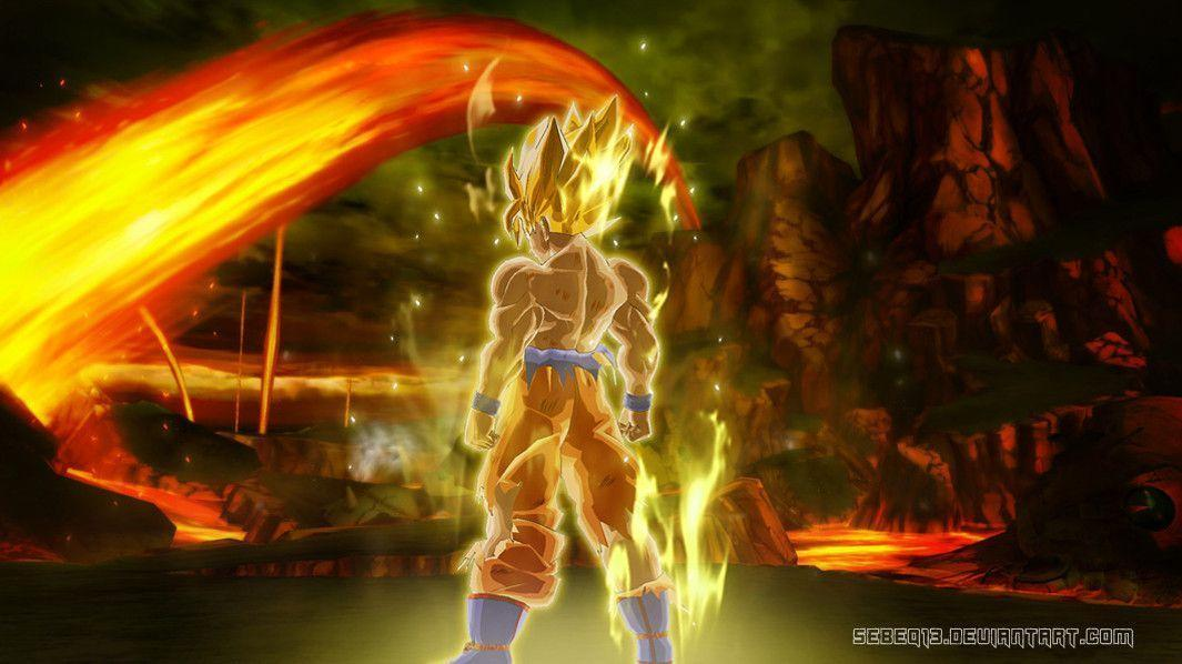Image - Goku wallpaper by sebeq13-HD.jpg - CrossOverRp Wiki