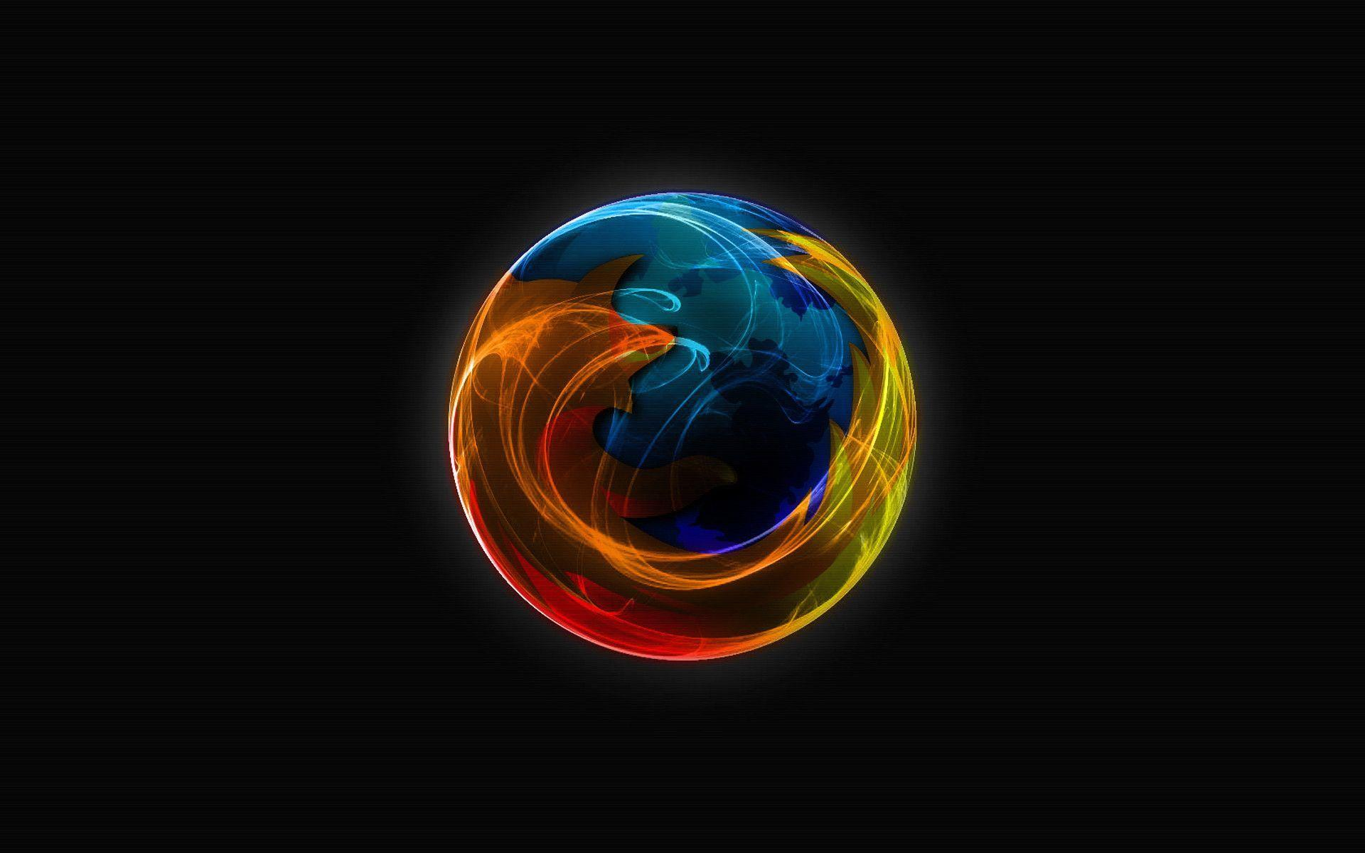 Mozilla Firefox Cool Logo h9 HD Wallpapers