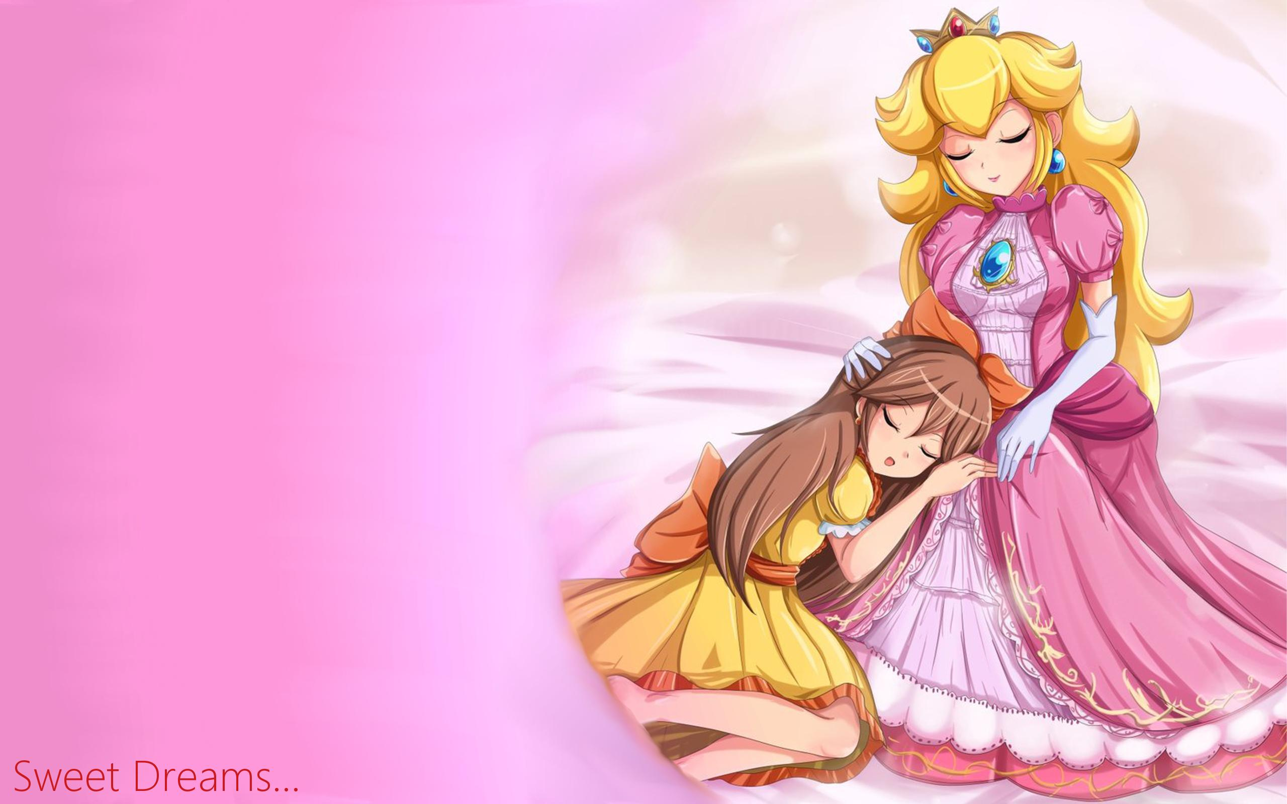 Princess Peach Wallpapers - Wallpaper Cave