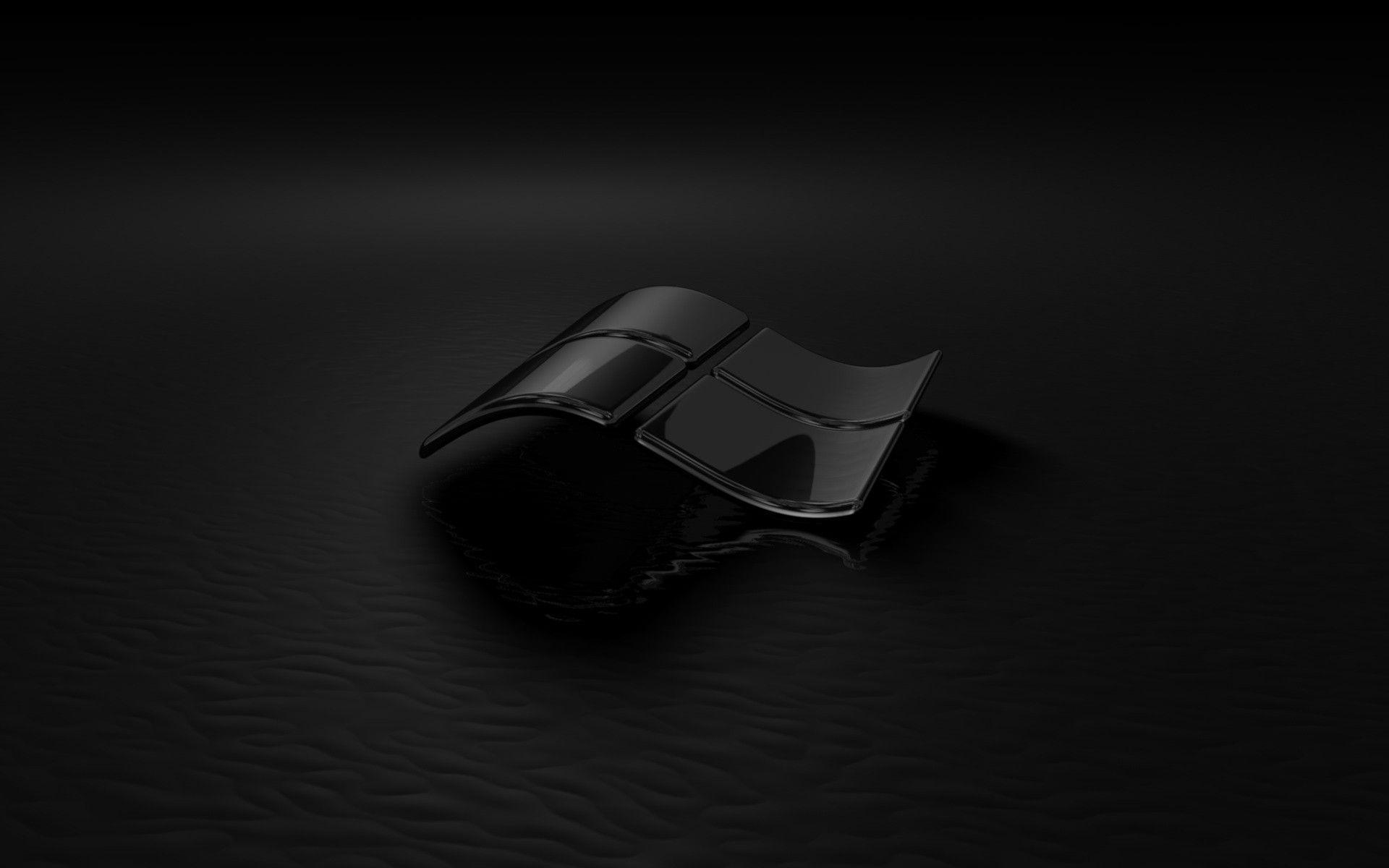 glossy black wallpapers - photo #32