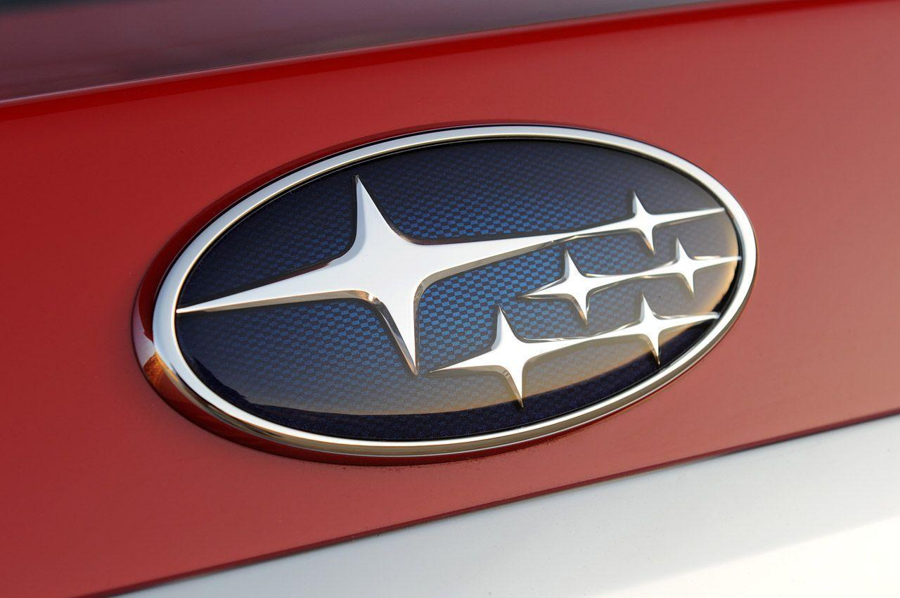 Image For > Subaru Wrx Logo