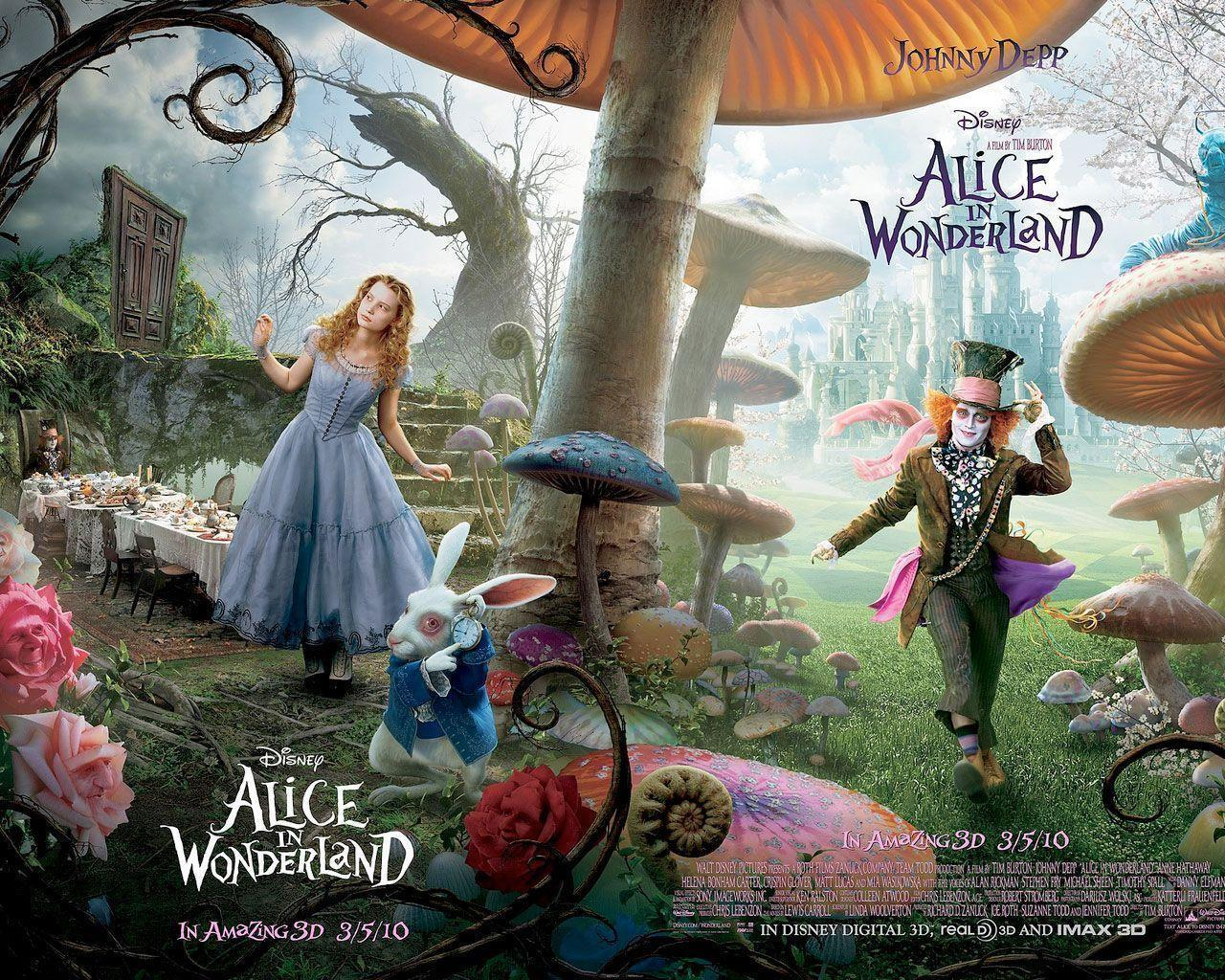 Alice in Wonderland Background Pictures For Iphone | Cartoons Images