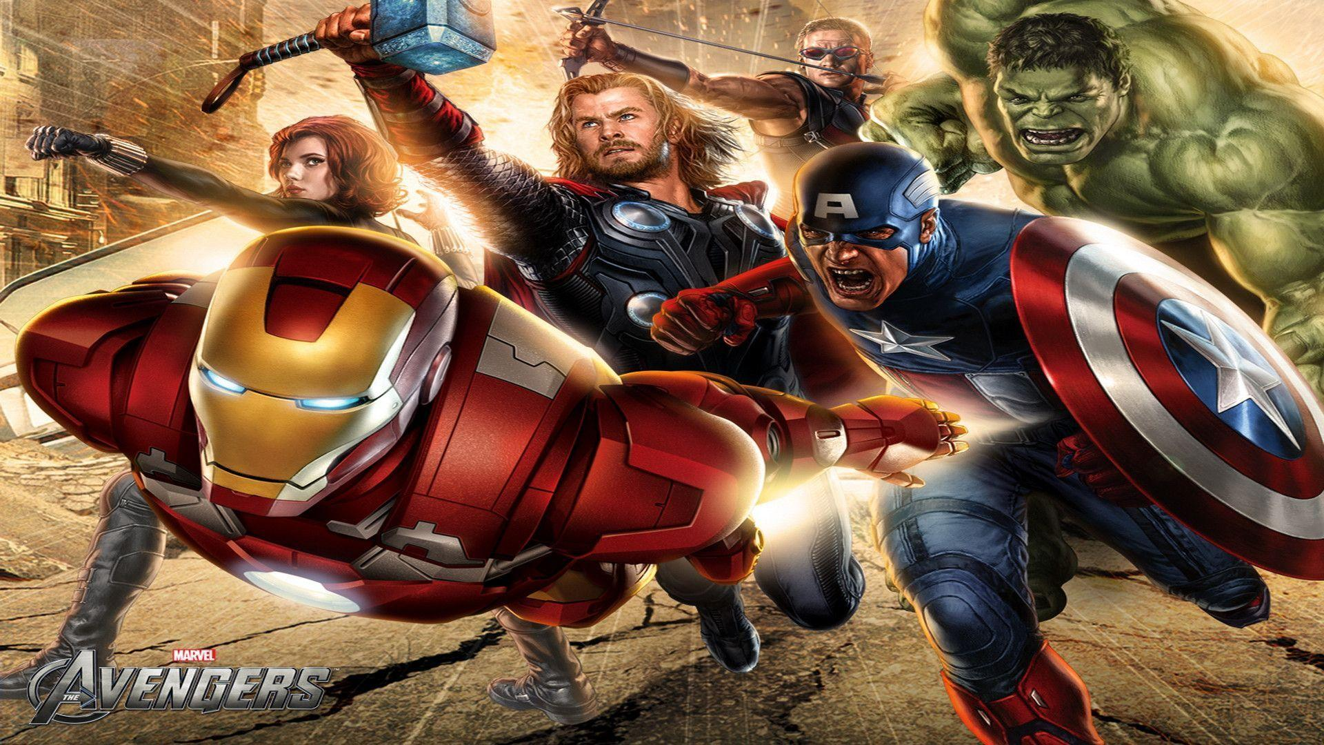 Wallpapers For > Avengers Wallpapers Hd 1080p