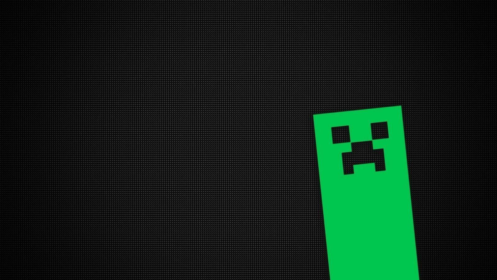 Minecraft Creeper HD Wallpaper