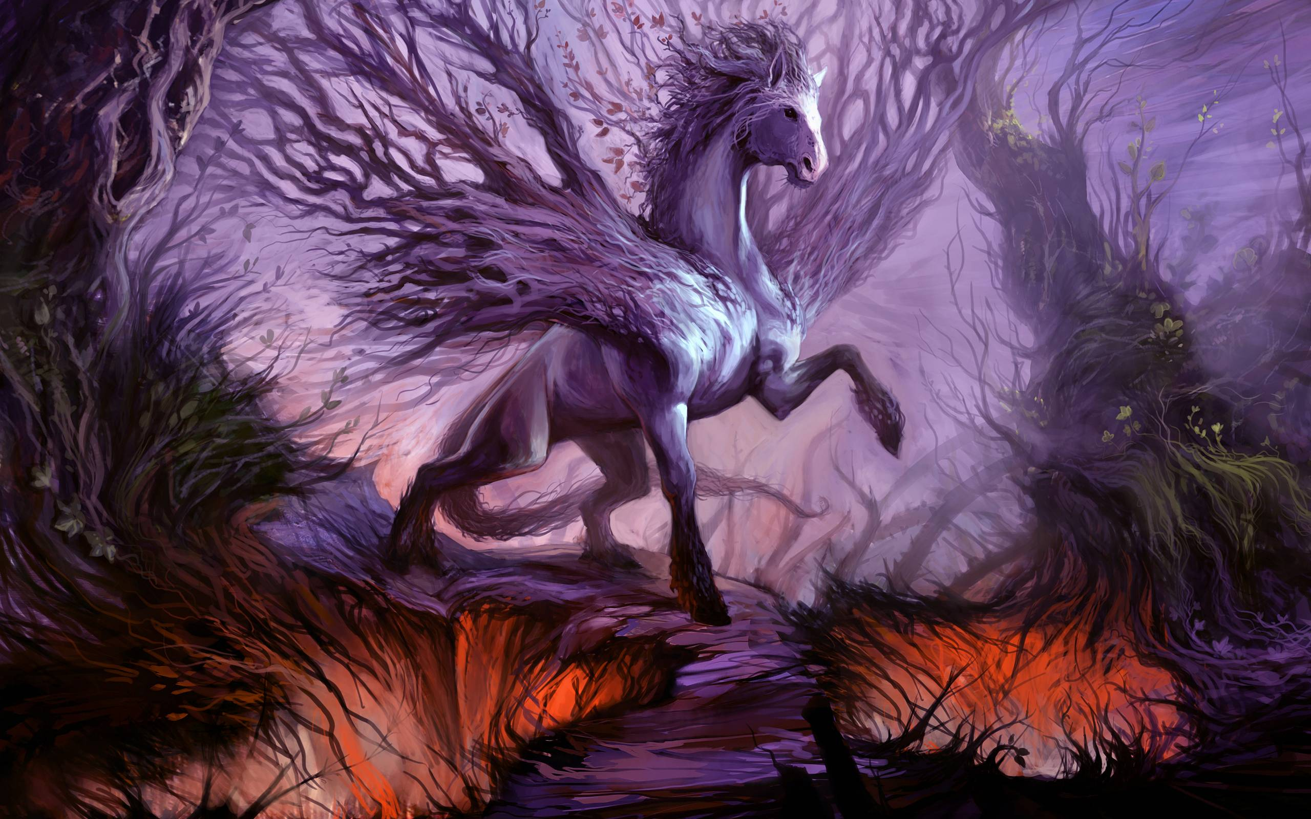Anime Fantasy Wallpapers Wallpaper Cave