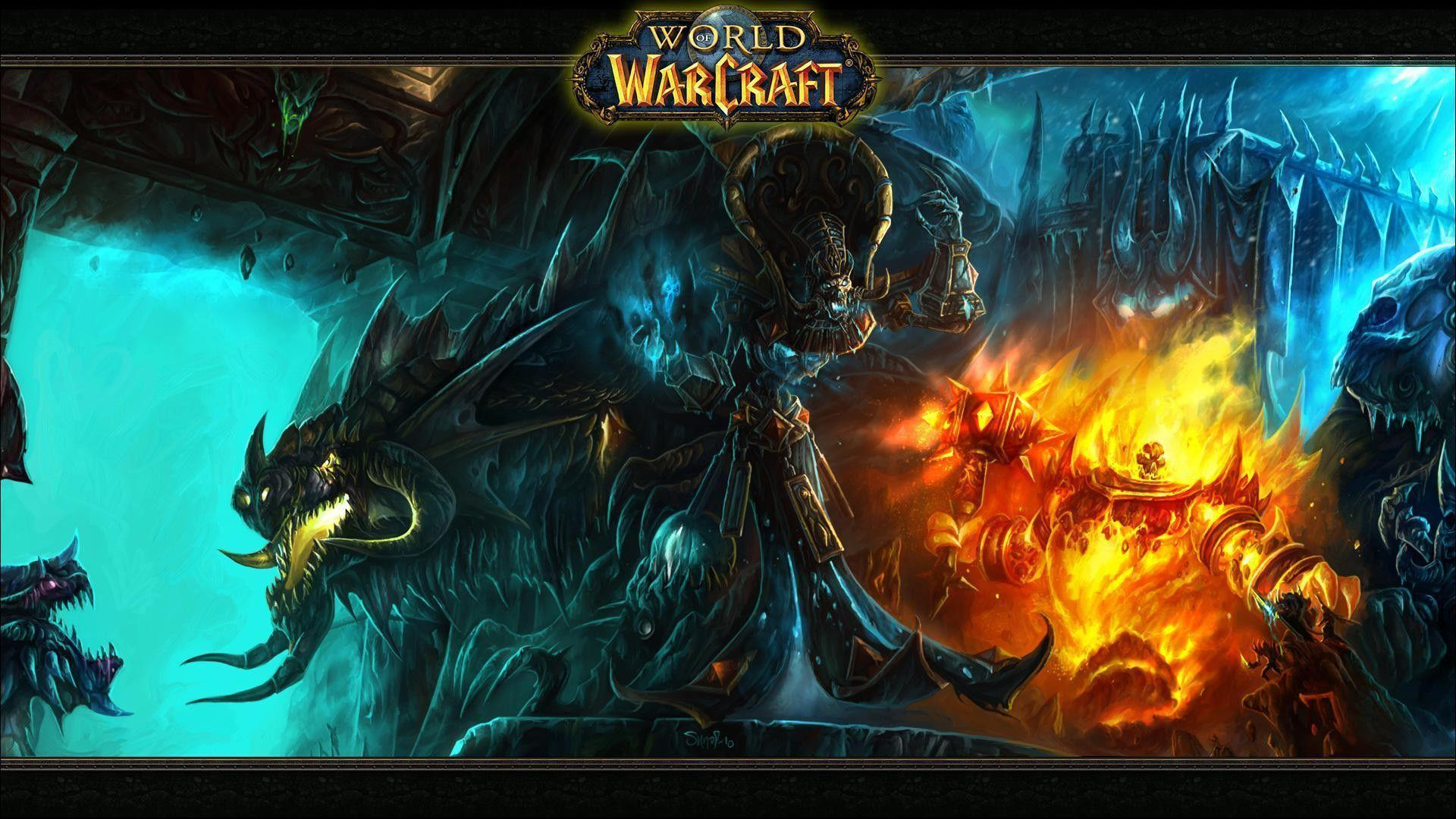 Hd Wallpapers 1080p World Of Warcraft
