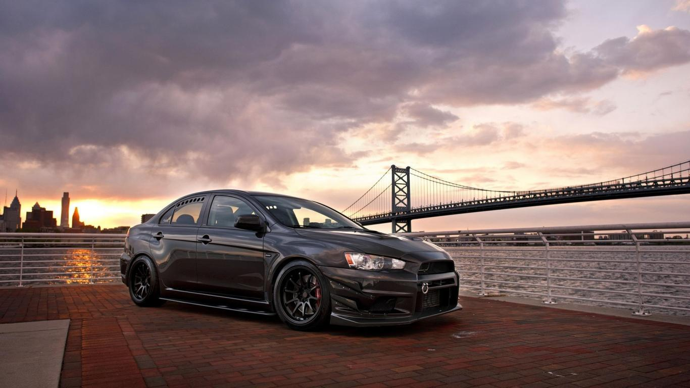 Mitsubishi Evo 9 Wallpapers Wallpaper Cave