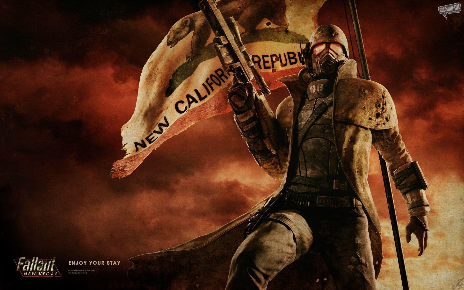Fallout New Vegas Wallpaper 1920x1200