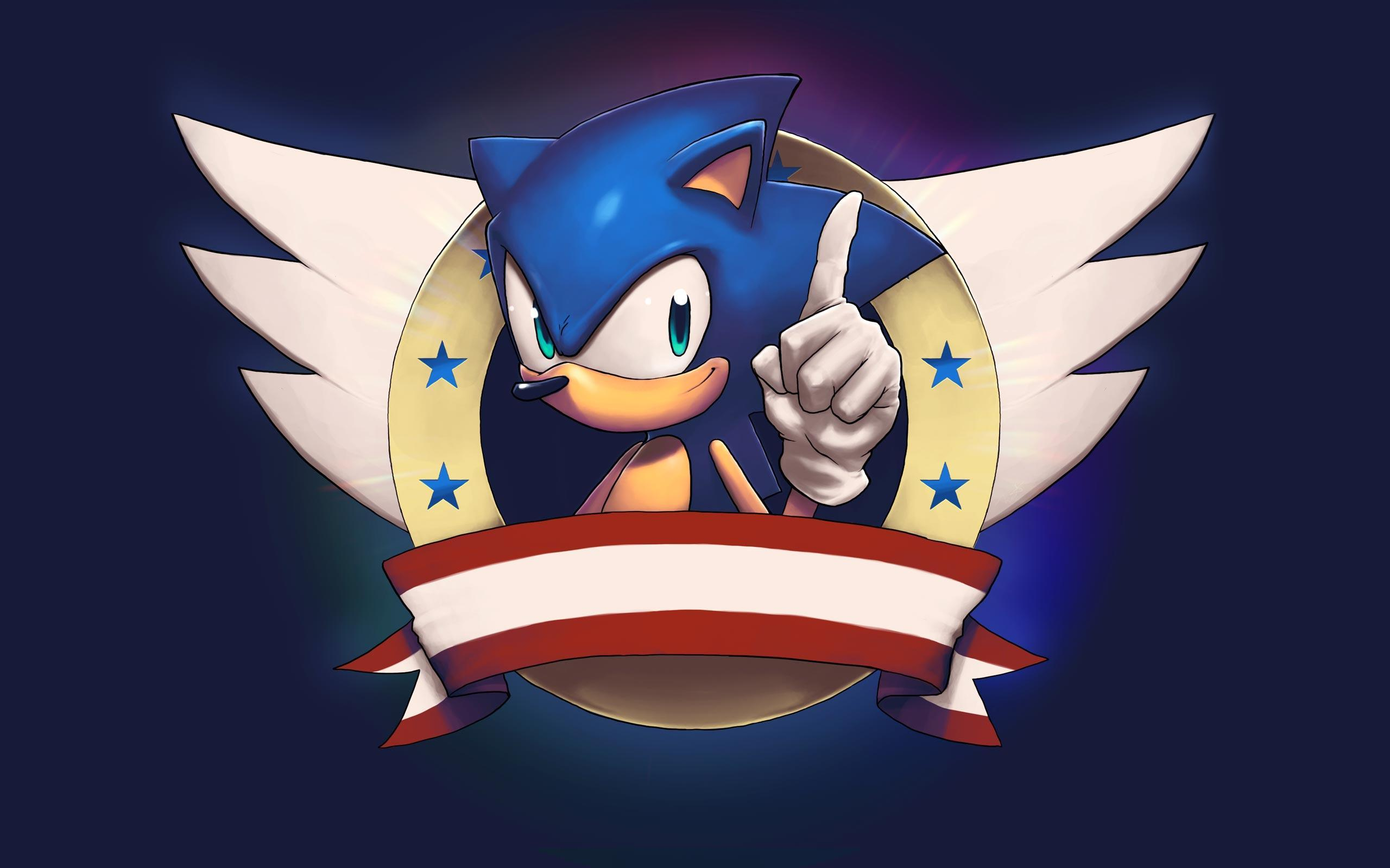 wallpaper sonic blue - photo #8