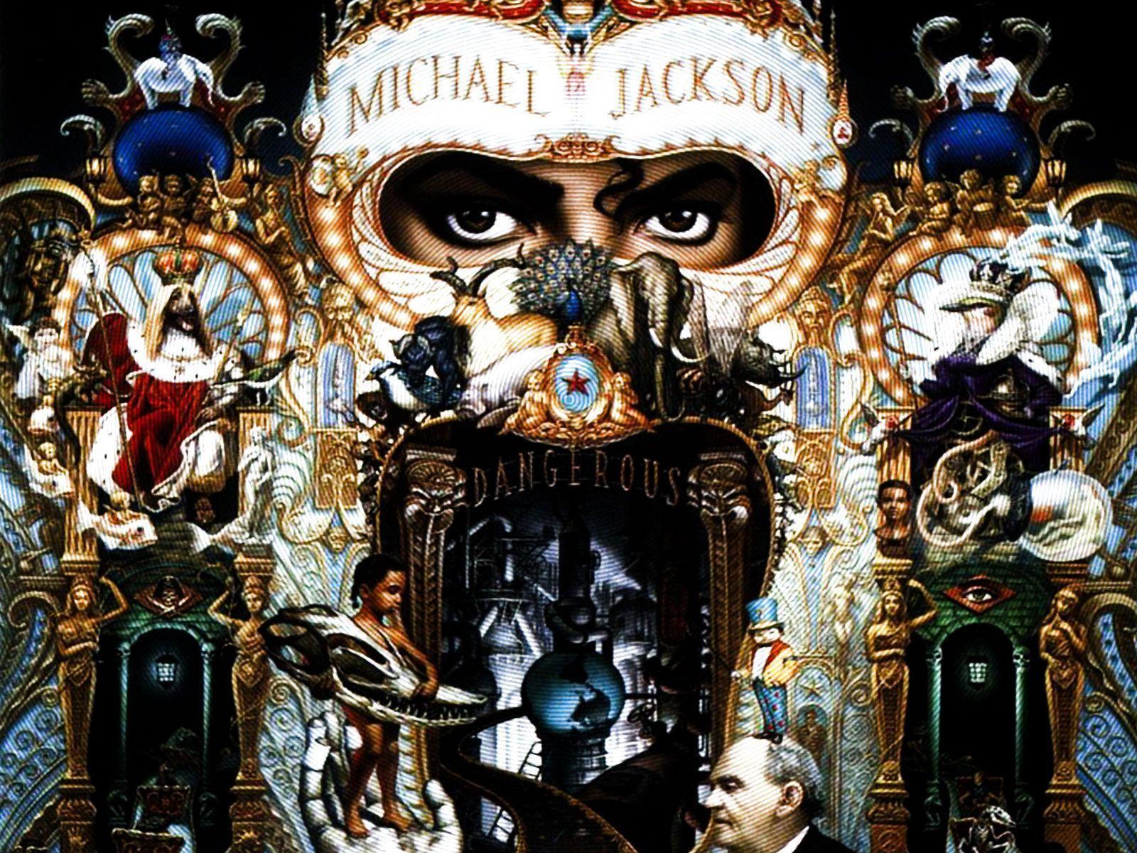 Michael Jackson Dangerous Wallpaper Hd Desktop 10 HD Wallpapers ...
