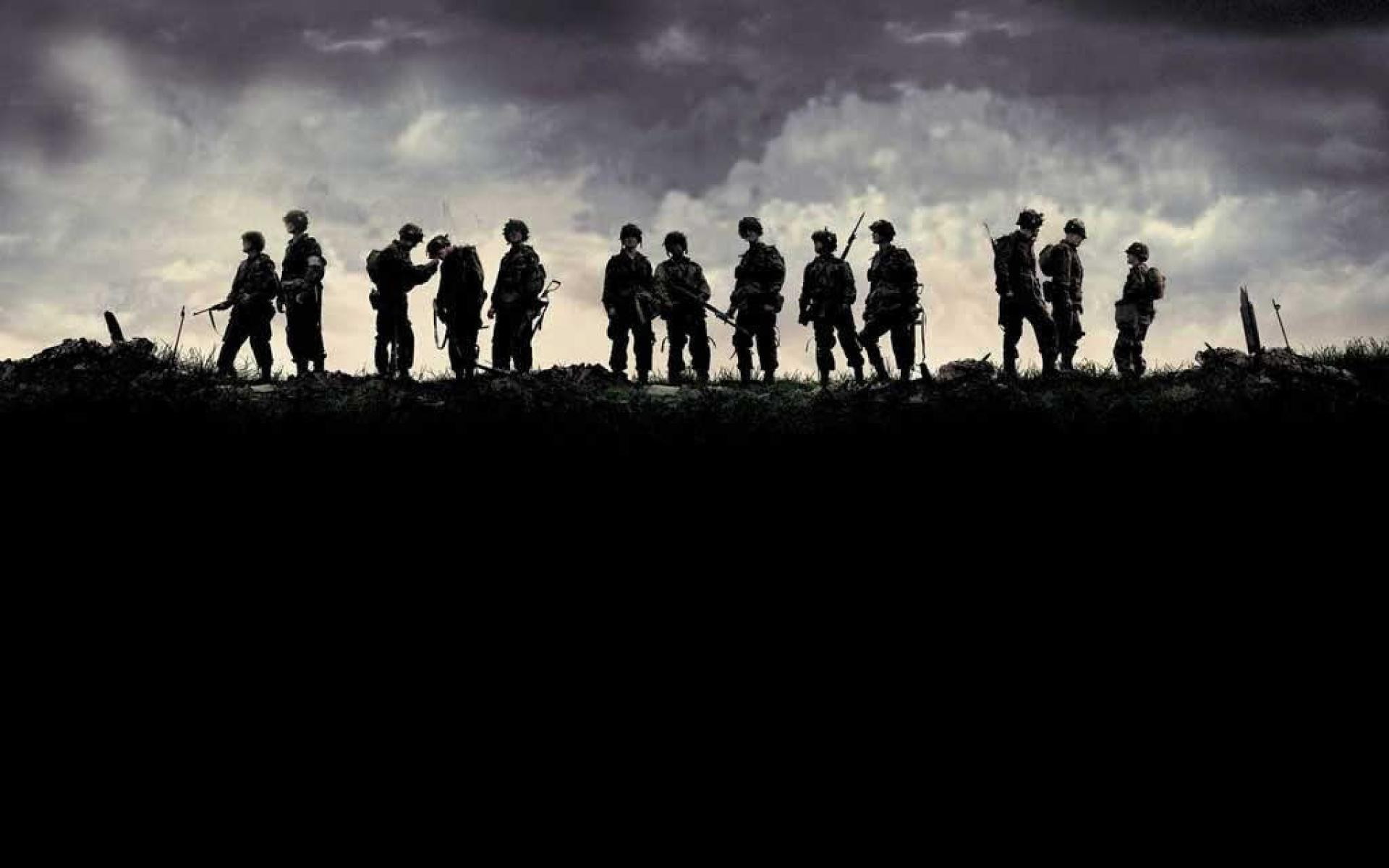 Band Of Brothers Wallpapers  Wallpaper Cave