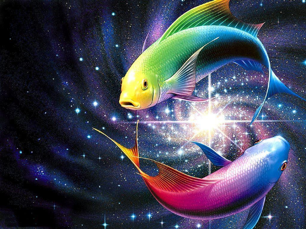 87 Gambar Animasi Zodiak Pisces