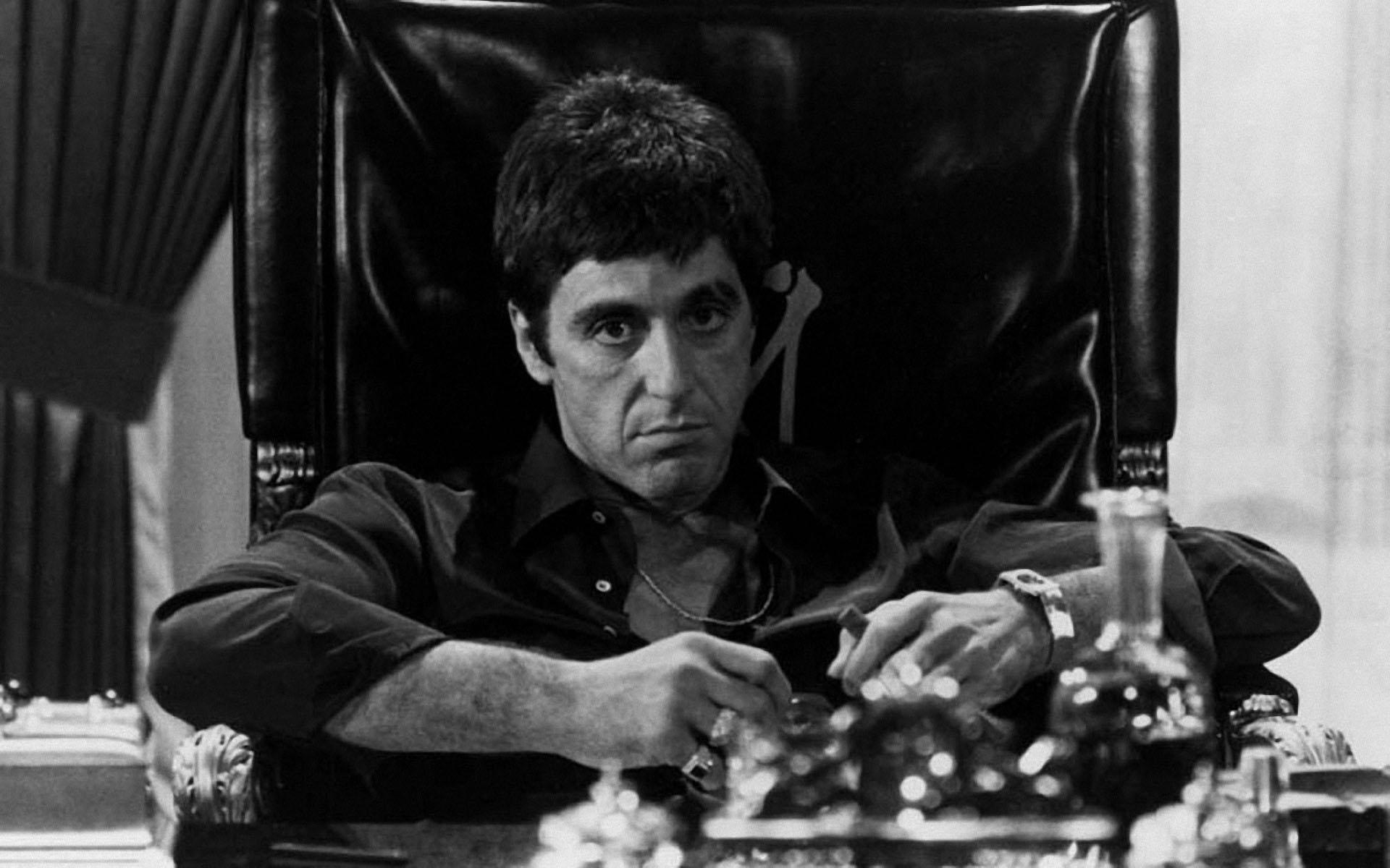 Scarface Wallpaper For Bedroom Scarface Wallpapers Hd Wallpaper Cave