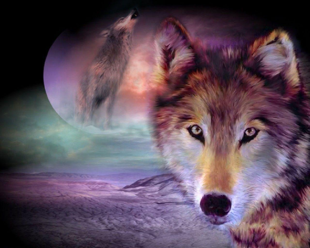 free wolf wallpapers 7