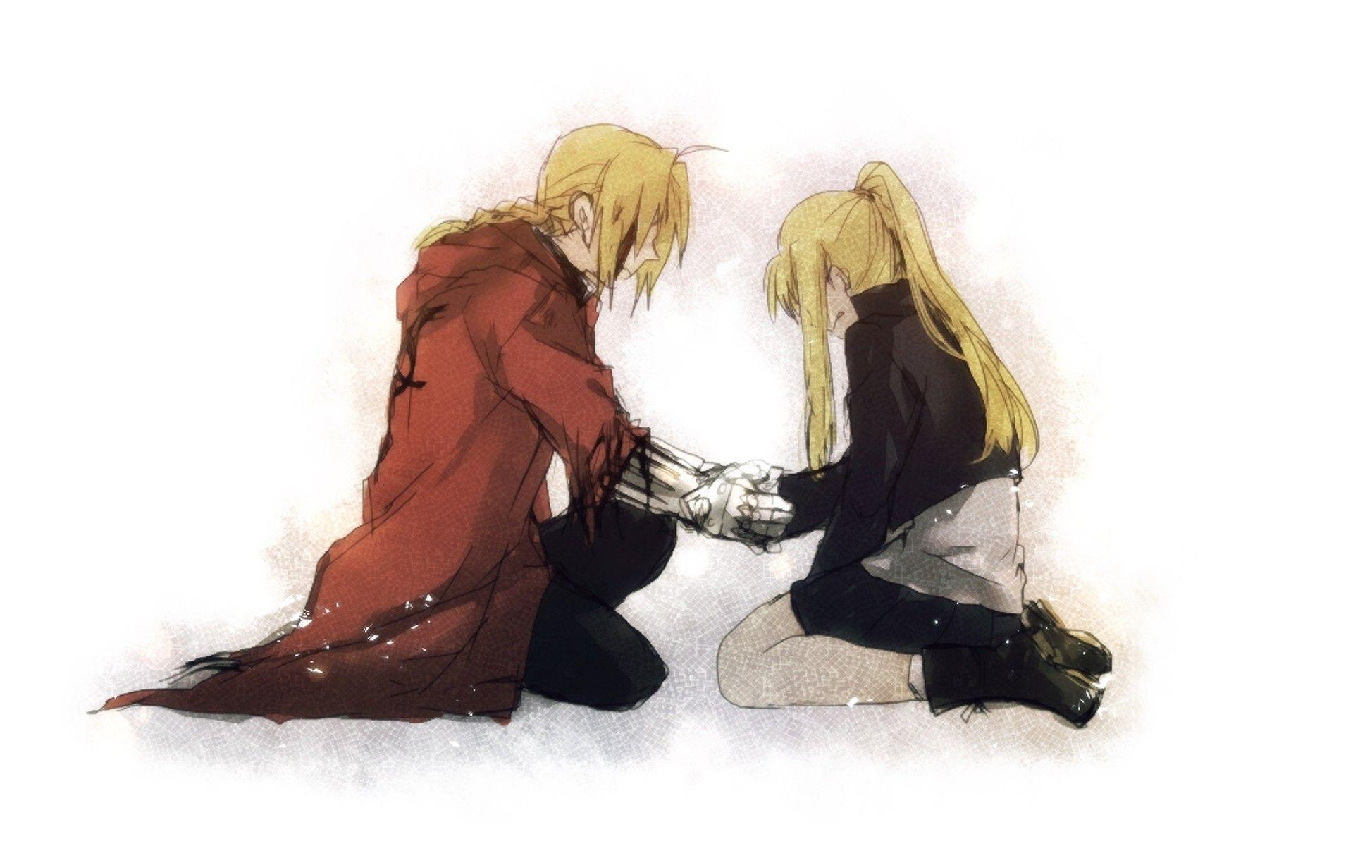 Download Edward Elric Wallpapers 1920x1200