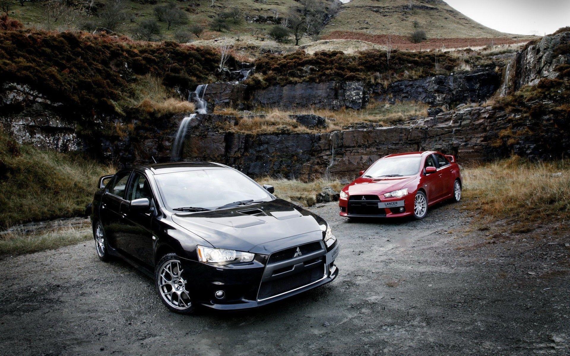 Mitsubishi Lancer Evolution X Wallpapers