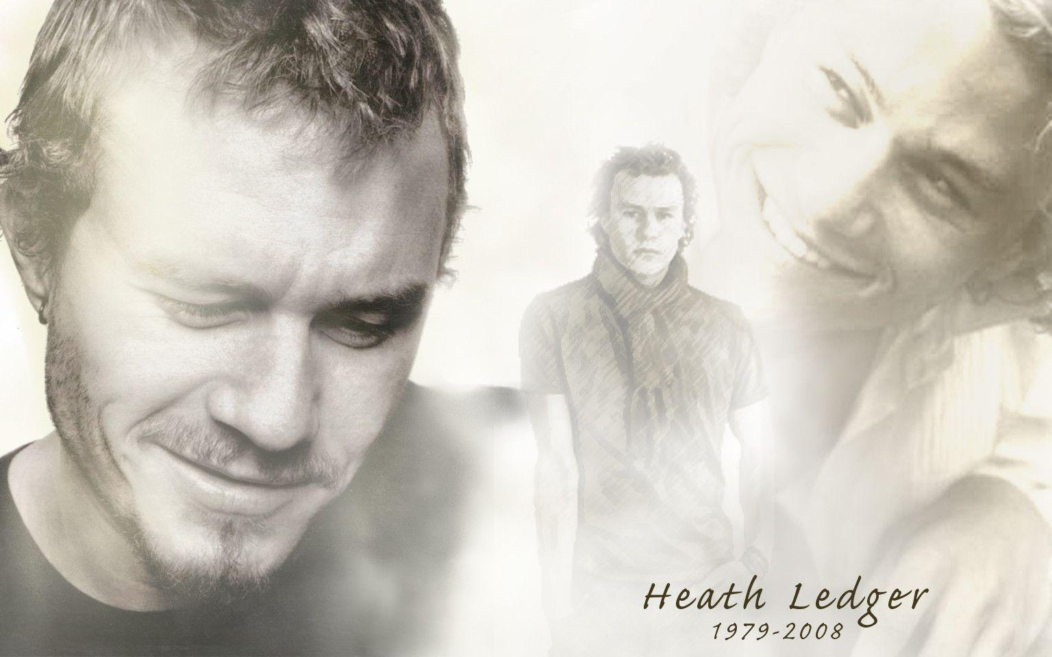 Heath Ledger Wallpapers (Wallpaper 1-15 of 15)