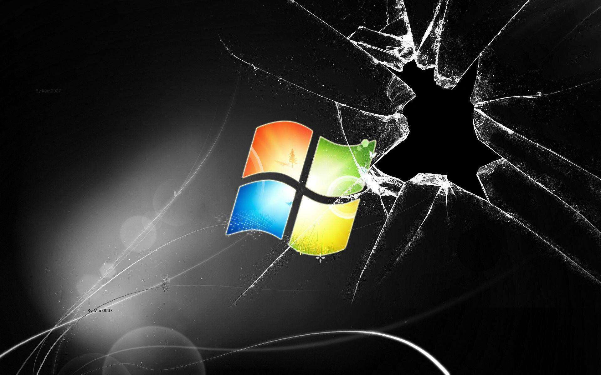 Broken Window Wallpapers