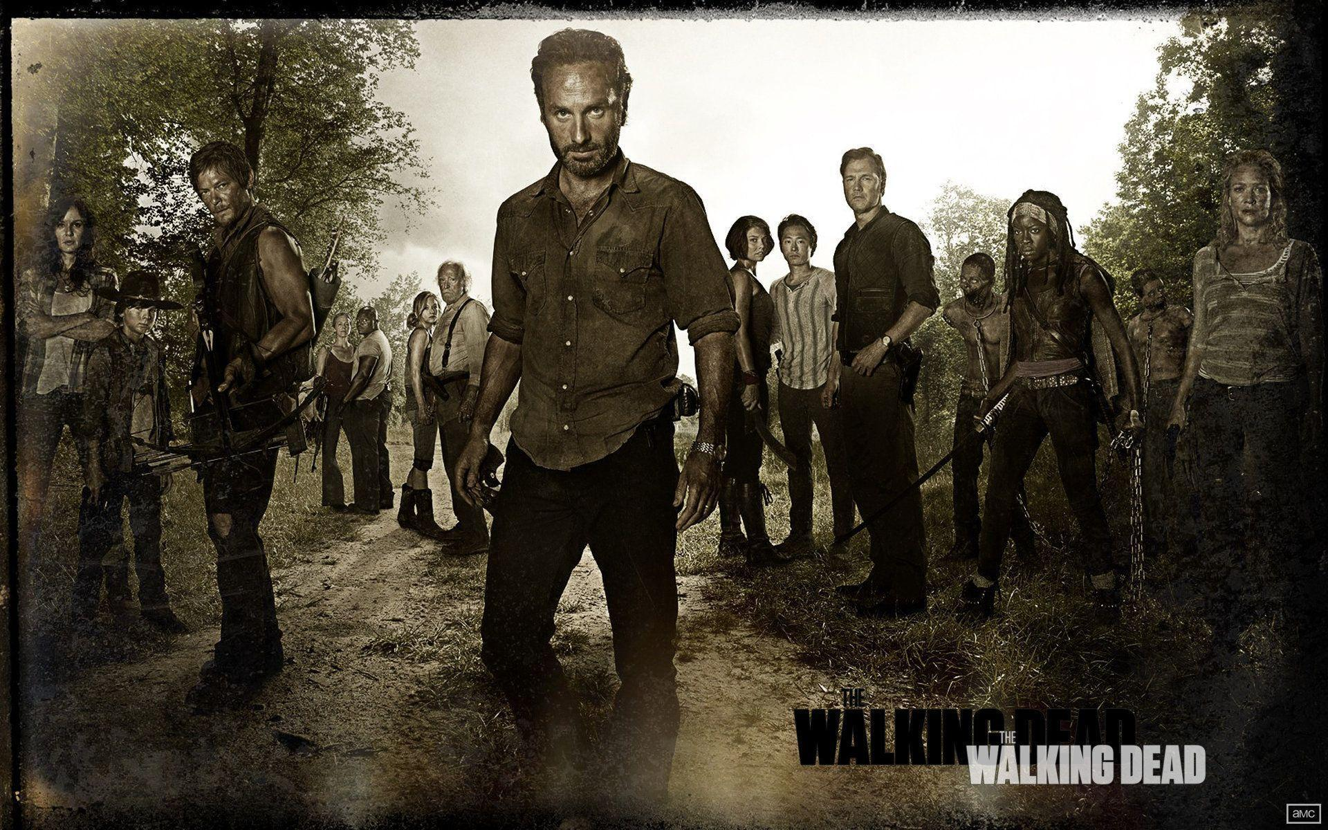 The Walking Dead Free Wallpapers Wallpaper Cave