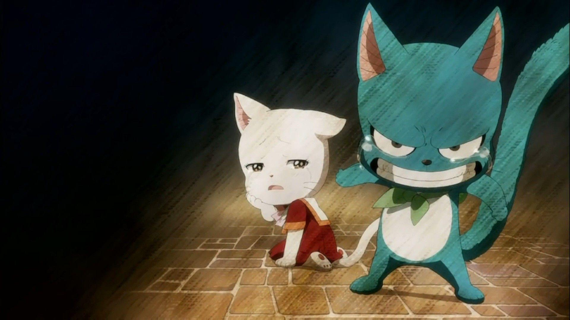 Fairy tail happy ending