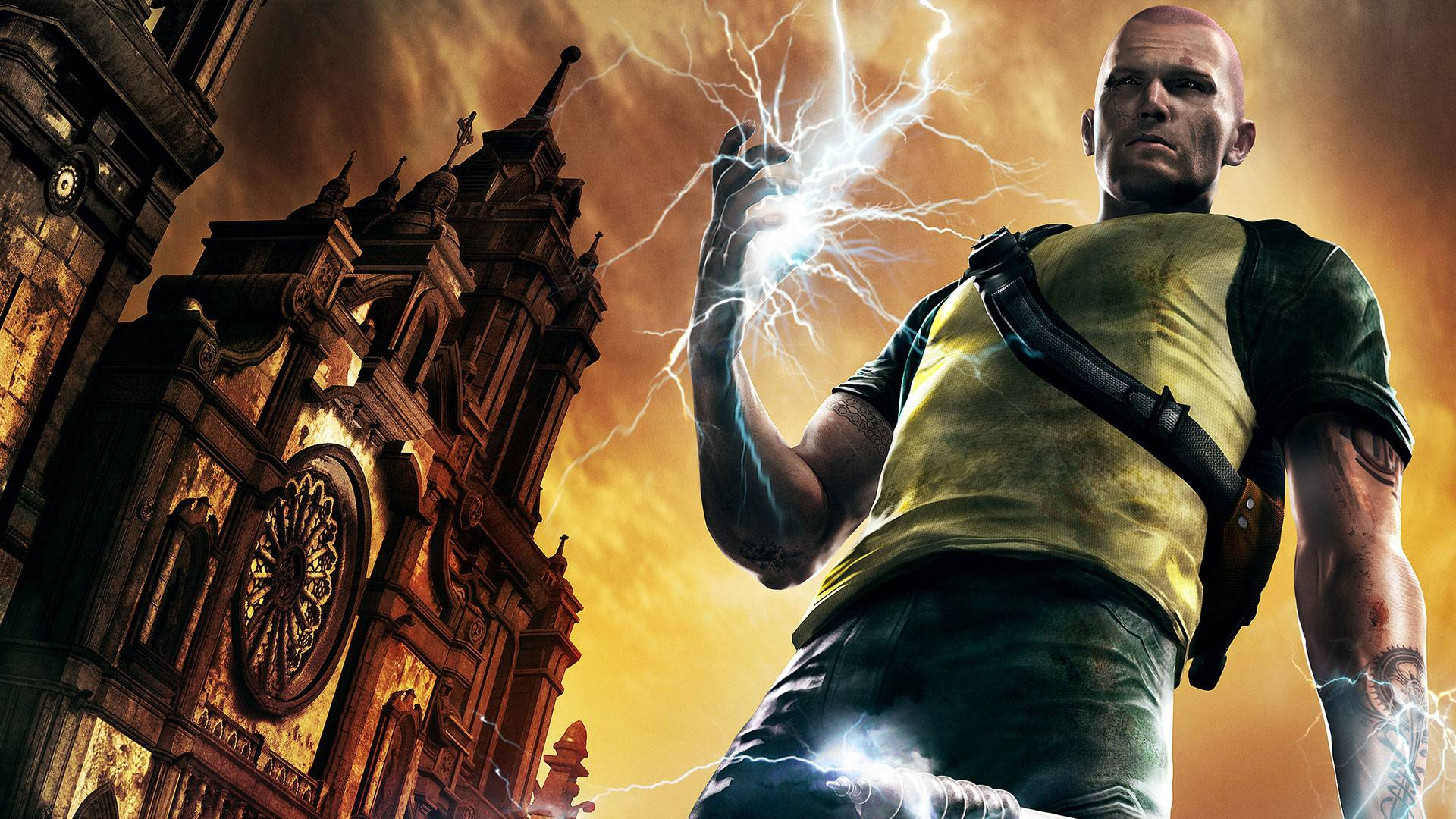 inFamous 2 Wallpapers in full 1080P HD « GamingBolt: Video