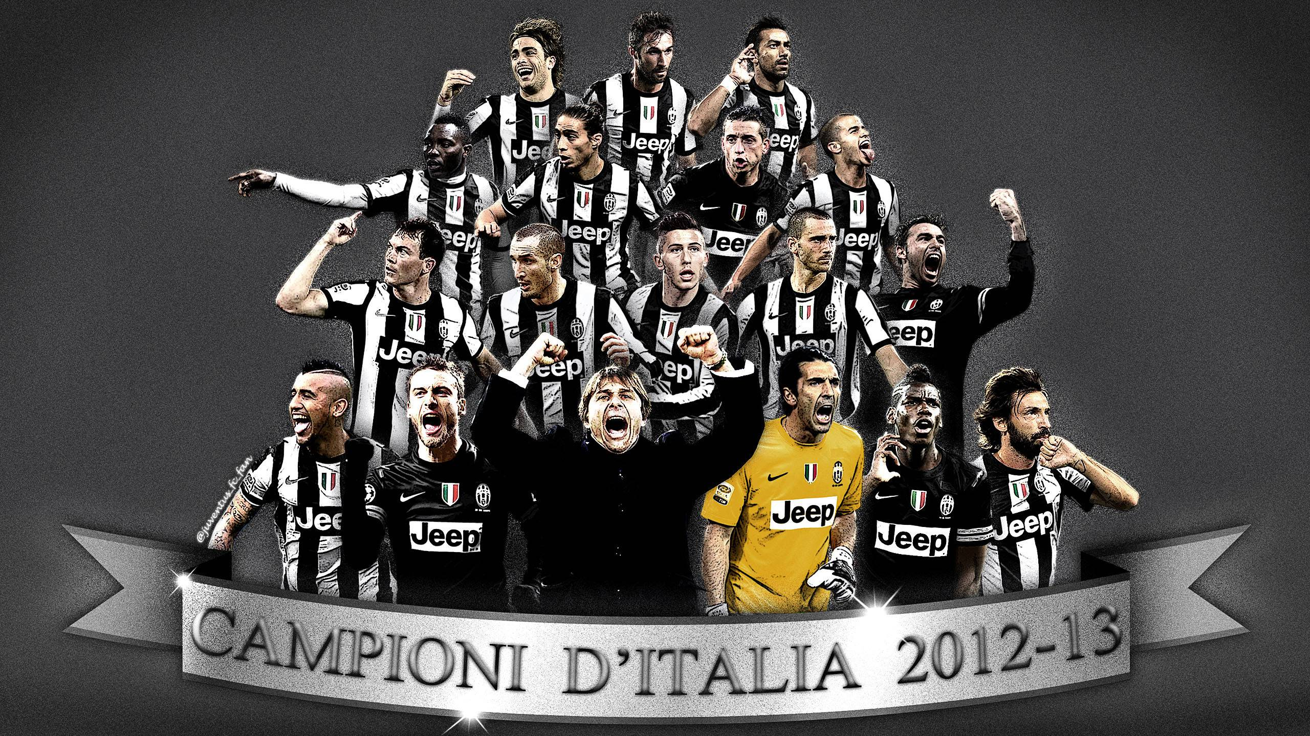juventus fc team wallpaper