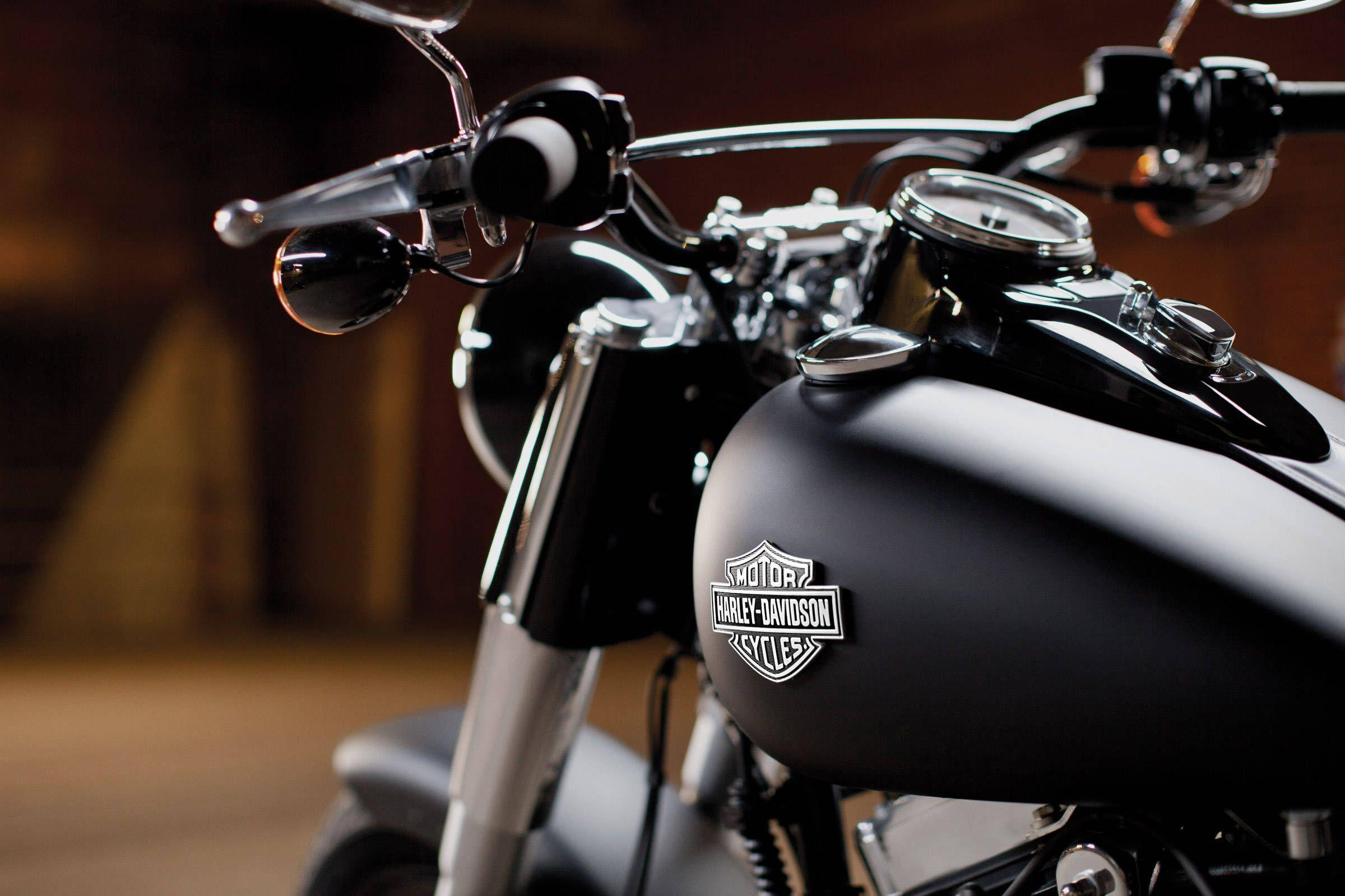 Harley Davidson Top Wallpaper - Motorcycle Wallpapers - Wholles.com