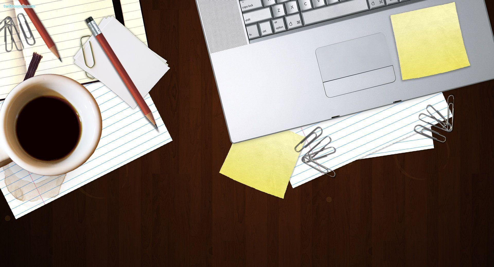 desk backgrounds pictures wallpaper cave