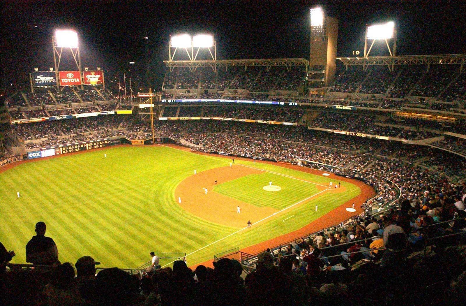 mlb baseball fields wallpaper - photo #8