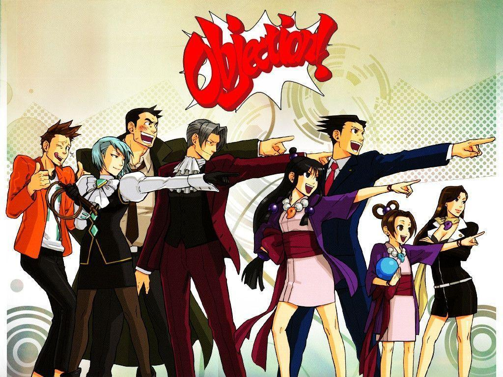 iphone phoenix wright ace attorney wallpaper